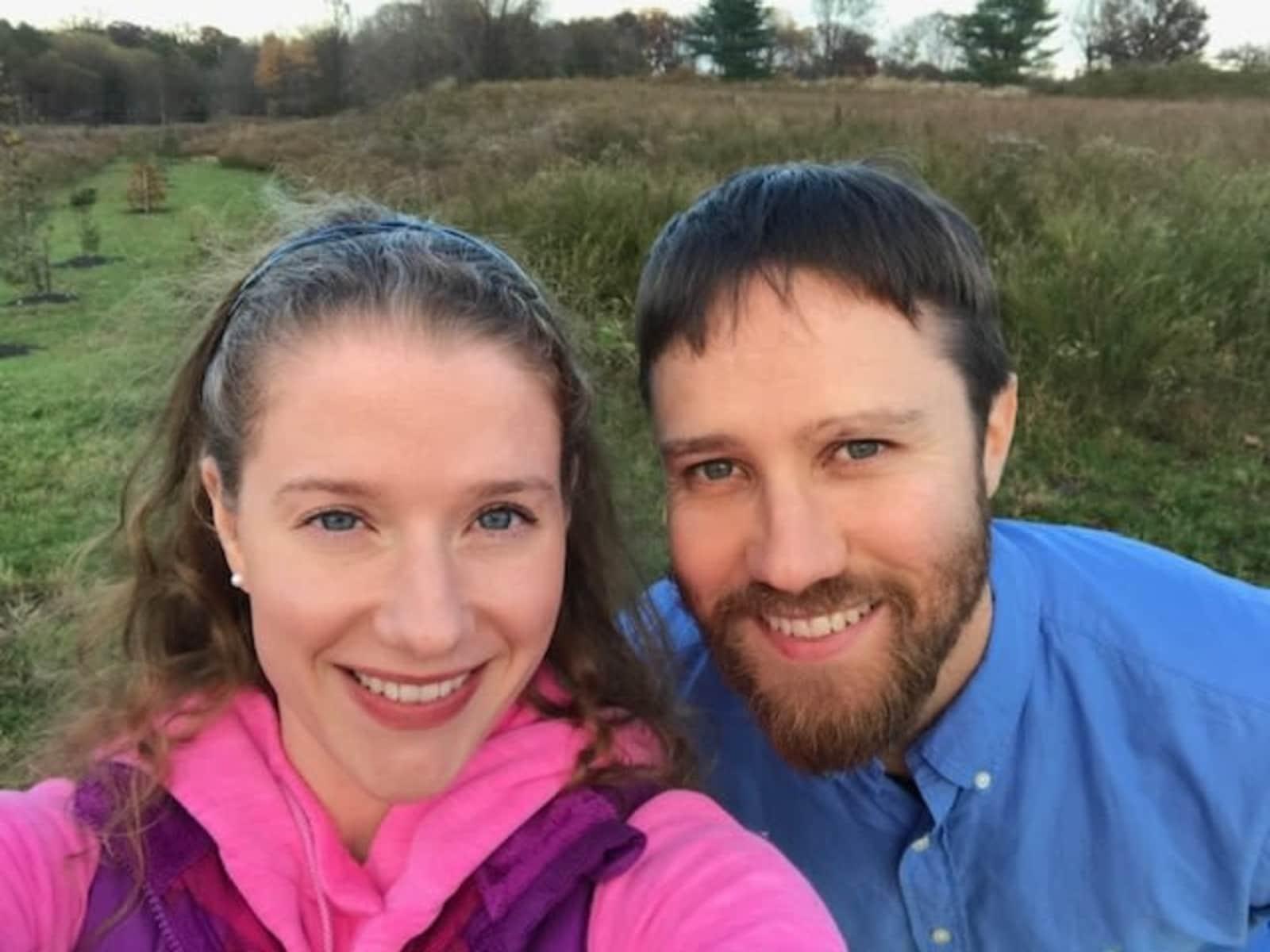 Allison & Justin(we're just friends) from Eldersburg, Maryland, United States
