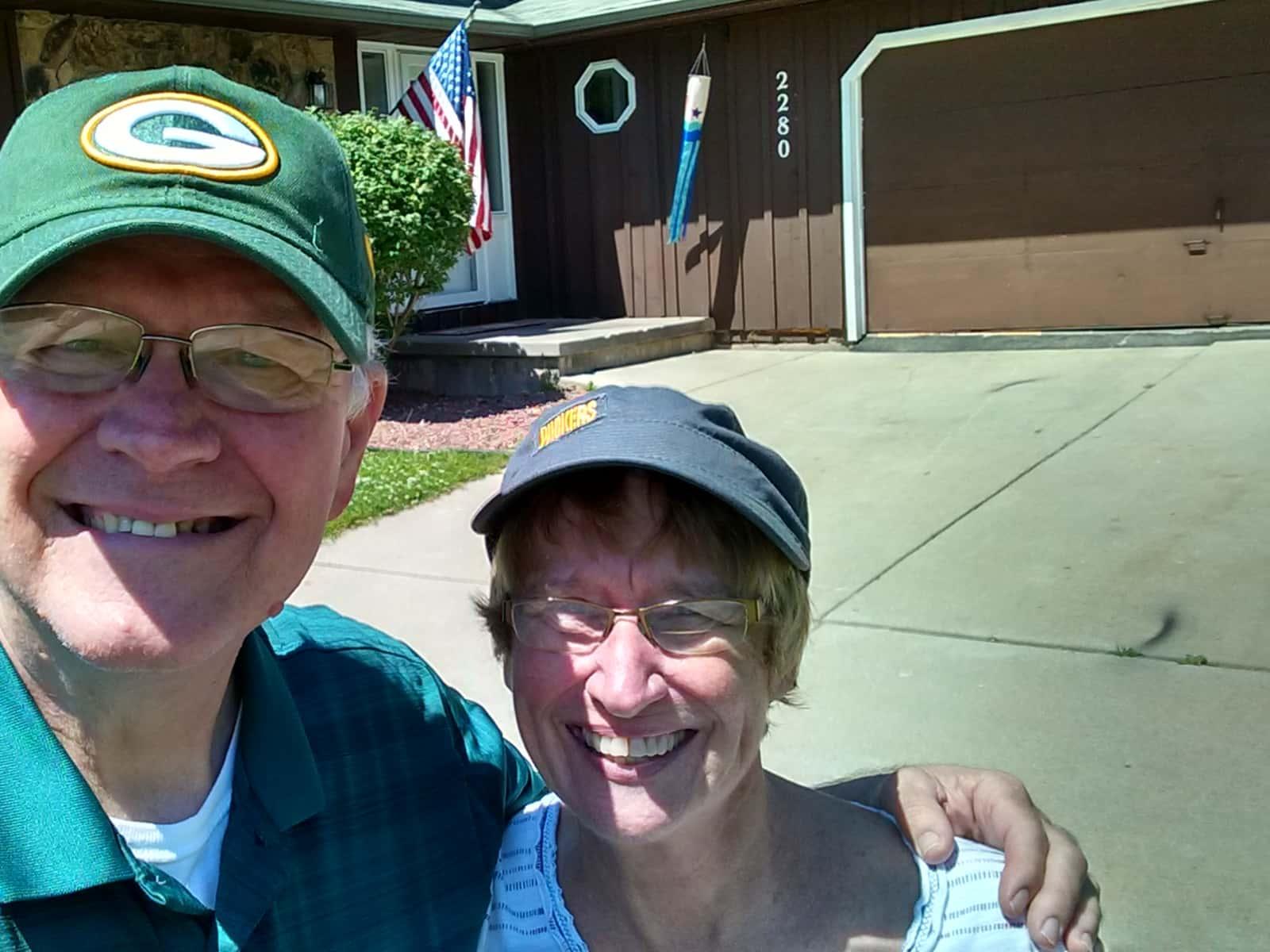 Michial & Joy from Lakeland, Florida, United States