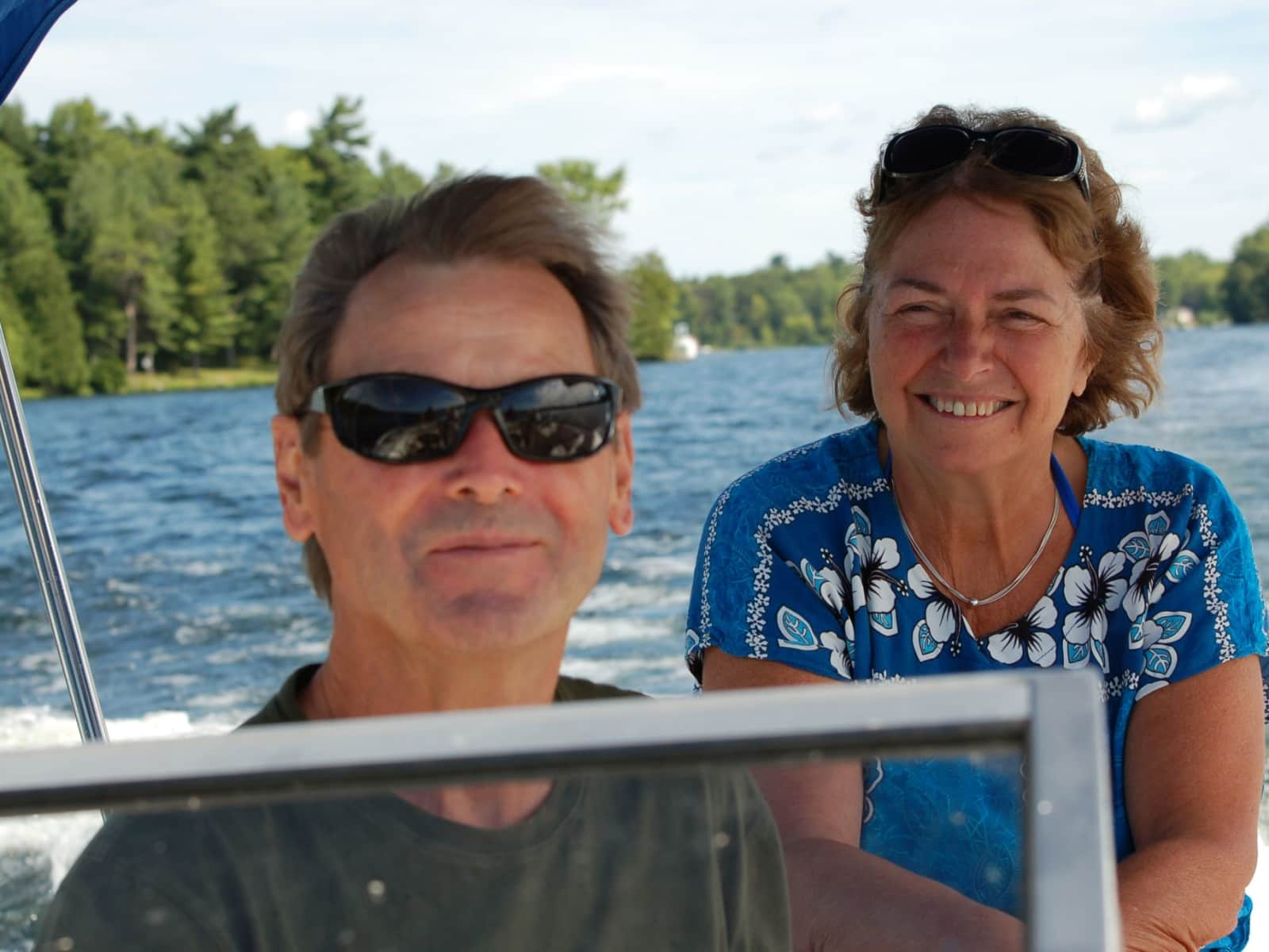 Jan & David from Westport, Ontario, Canada