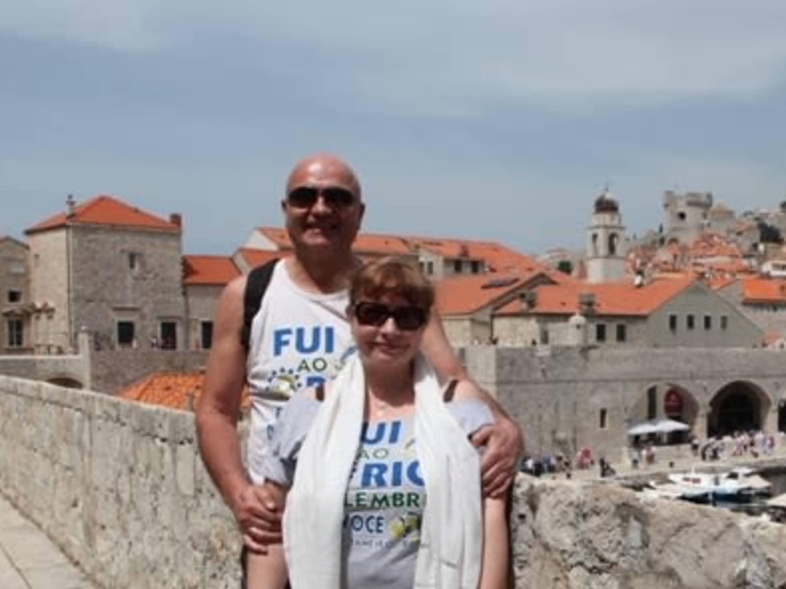 Stoyan & Boyka from Málaga, Spain