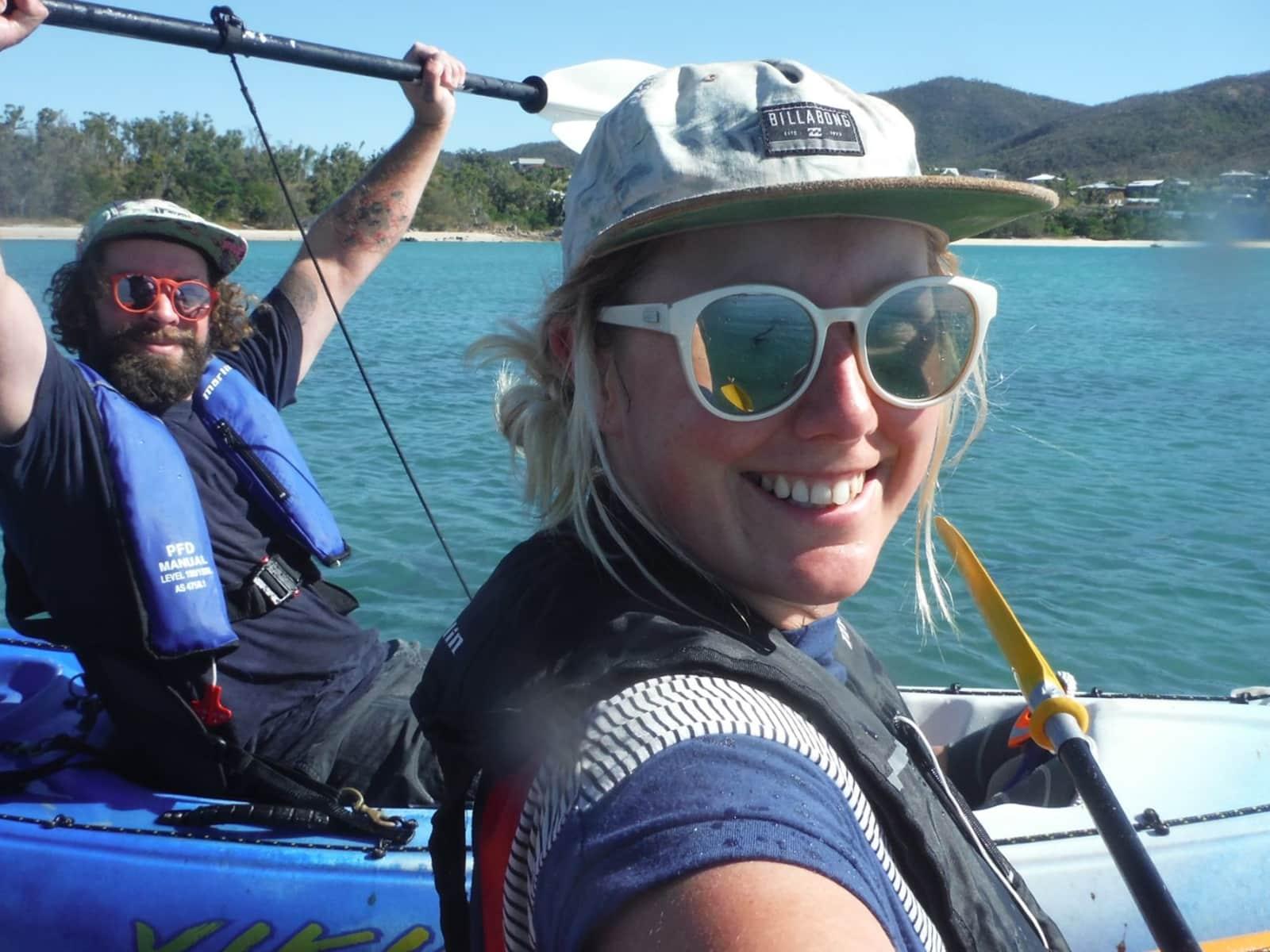 Jessie & Andy from Melbourne, Victoria, Australia