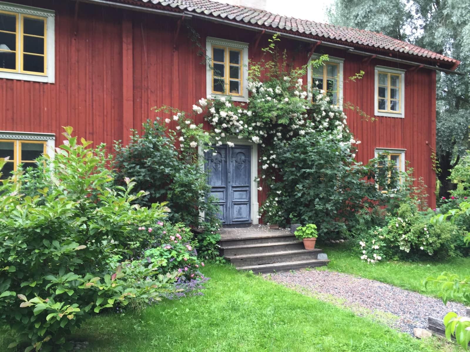 Housesitting assignment in Uppsala, Sweden