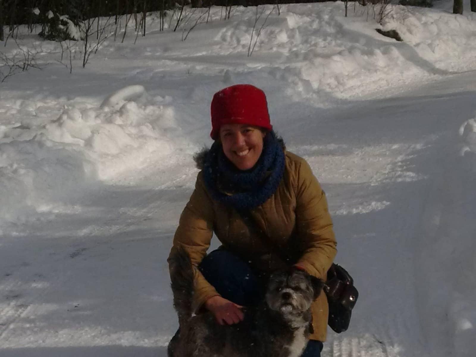 Margaret from Halifax, Nova Scotia, Canada