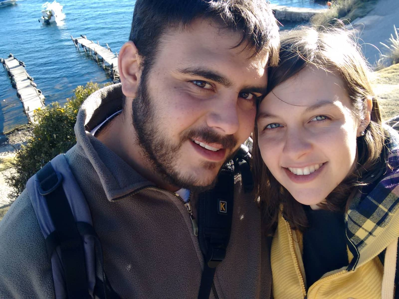 Milena & Tomás from Rosario, Argentina