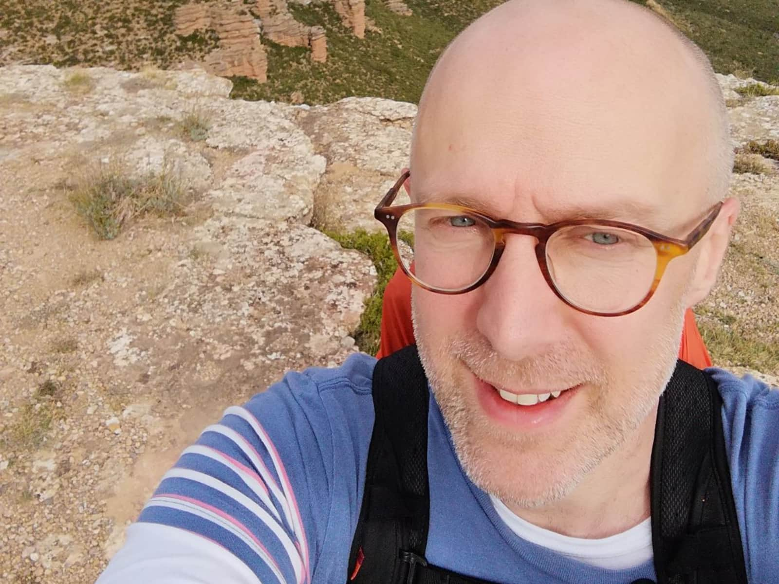 Christopher from Honiton, United Kingdom