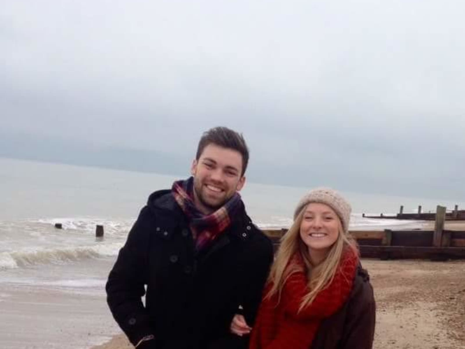 Hannah & Andy from London, United Kingdom