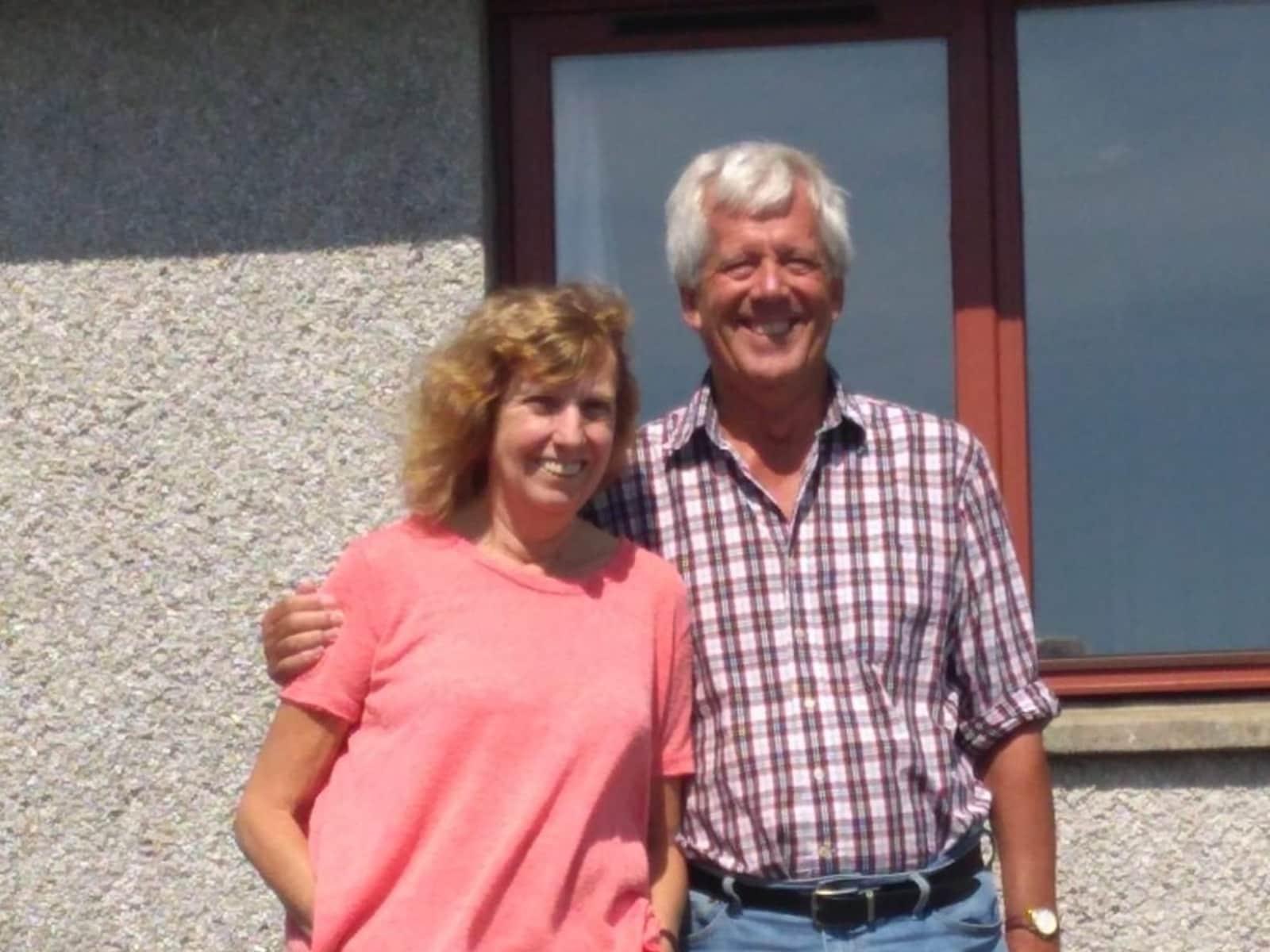 Ian & Elizabeth from Kamloops, British Columbia, Canada