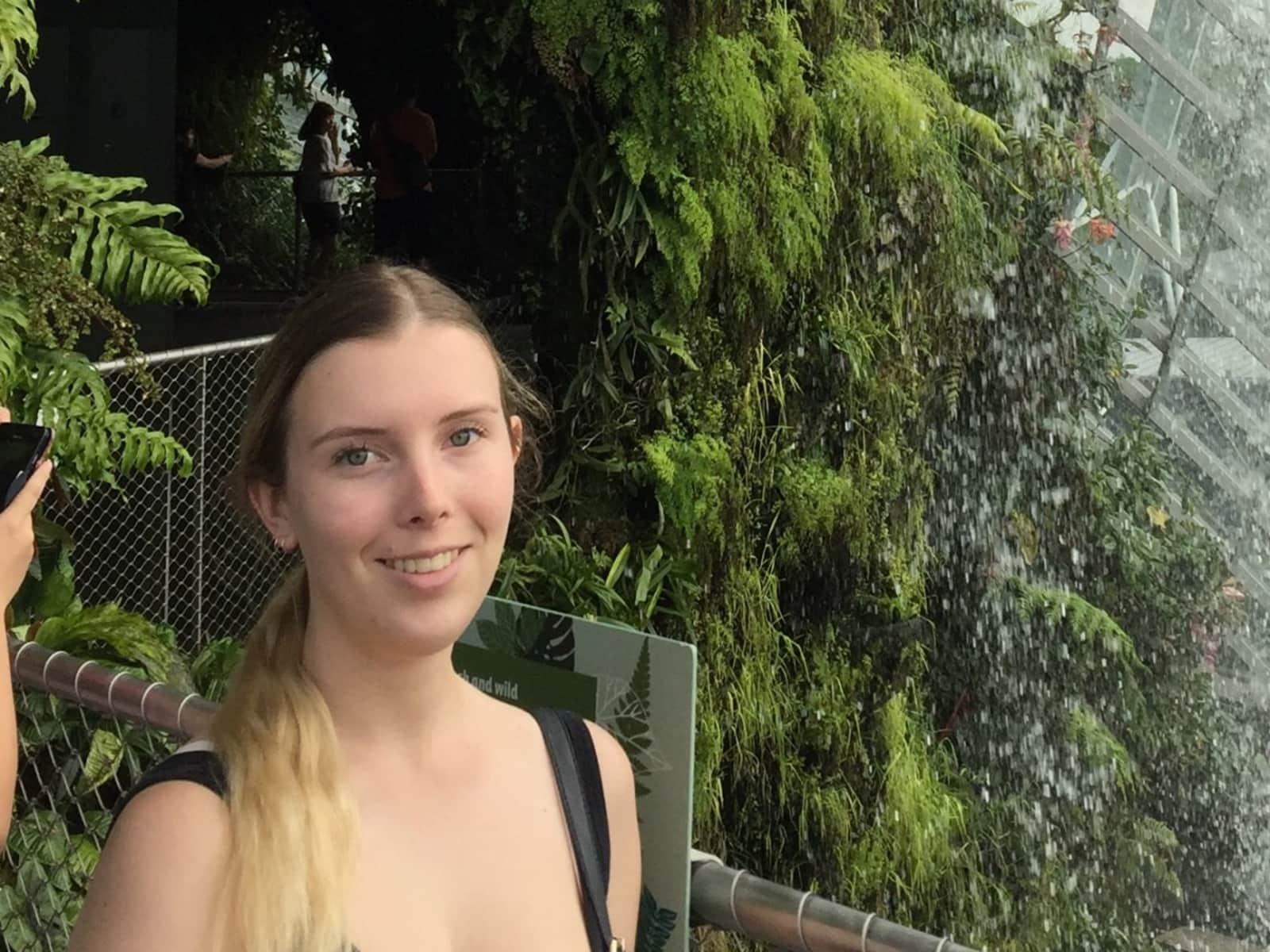 Alicia from Perth, Western Australia, Australia