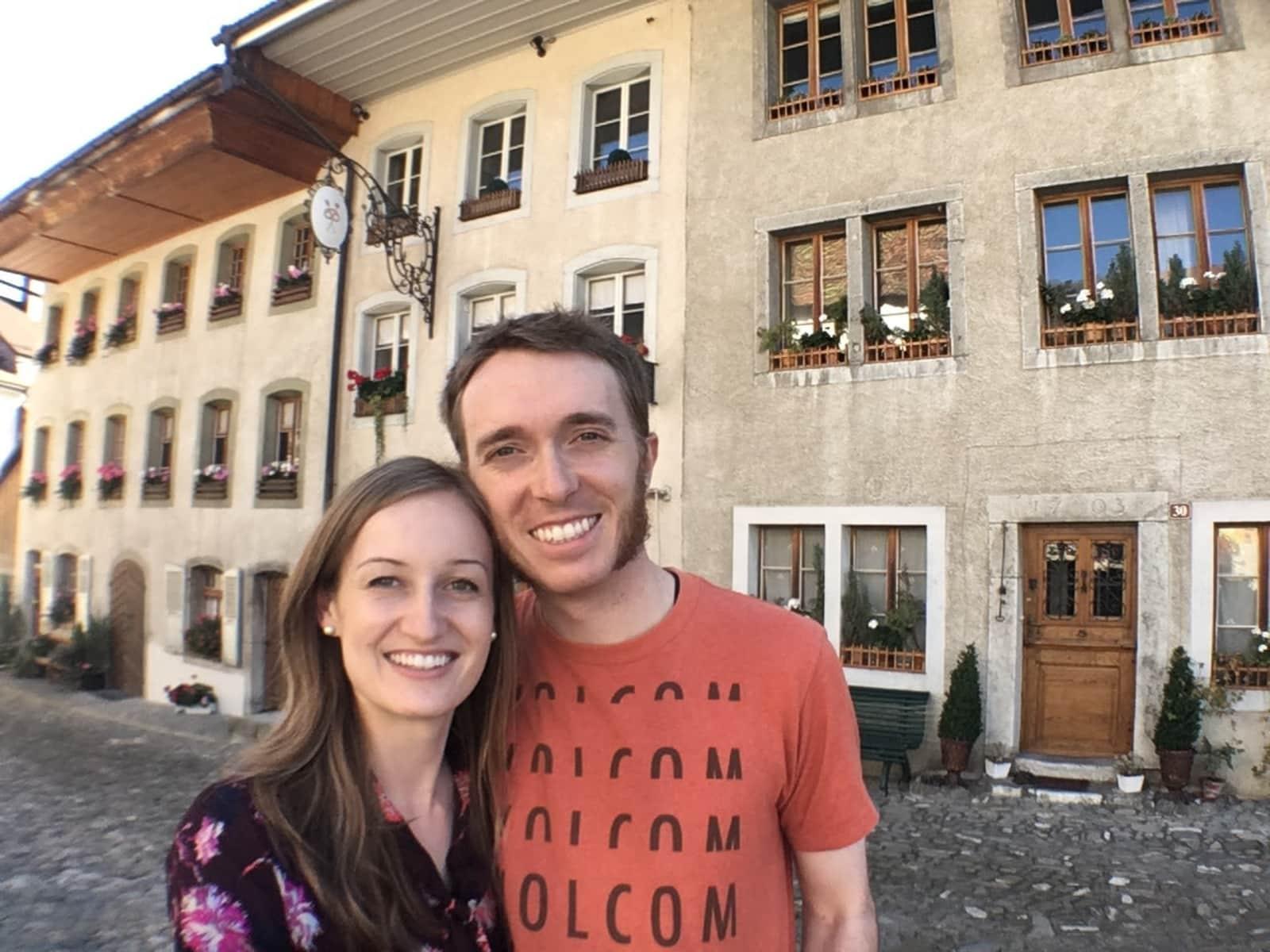 Sylvia & eric & Eric from Seattle, Washington, United States