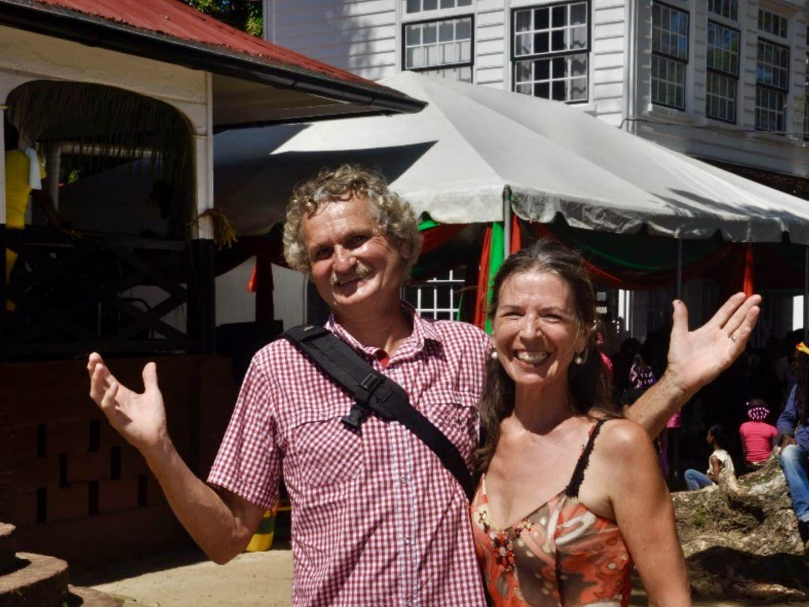 Peter & Trudy from Venray, Netherlands
