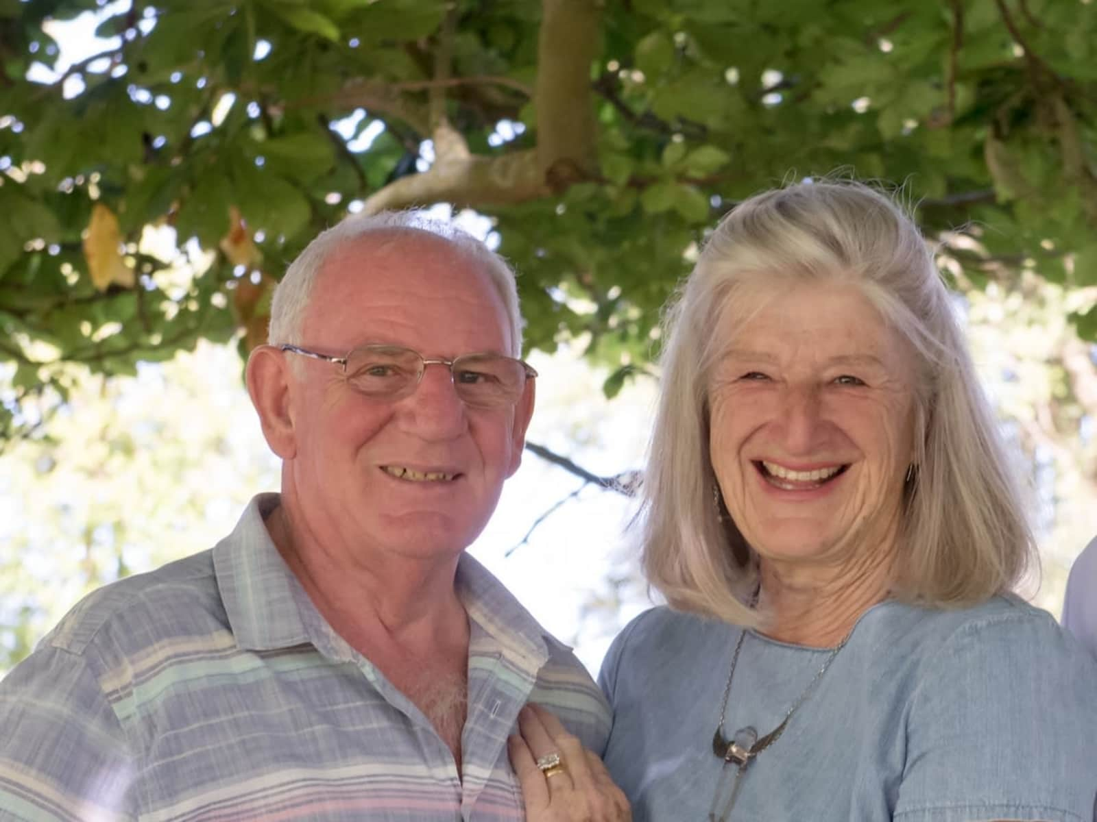 Mary & Alan from Tauranga, New Zealand