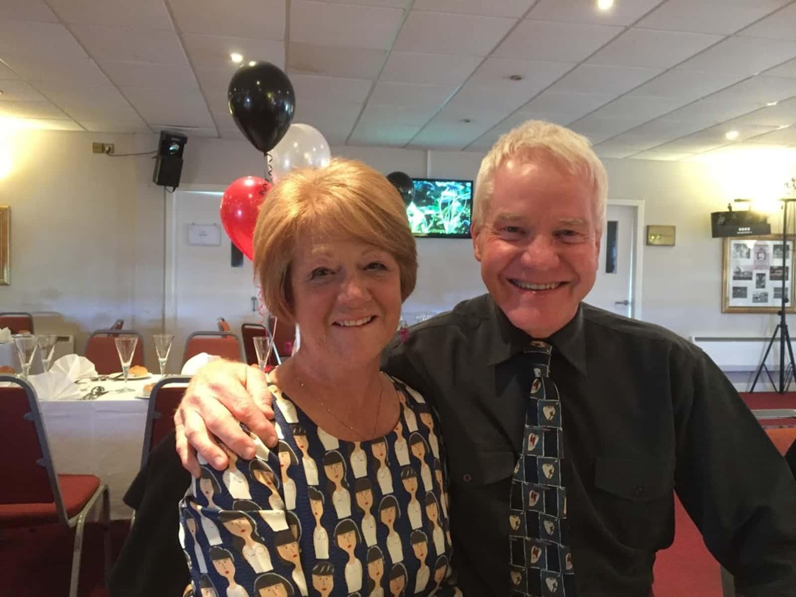 Alison & Alan from Barrhead, United Kingdom