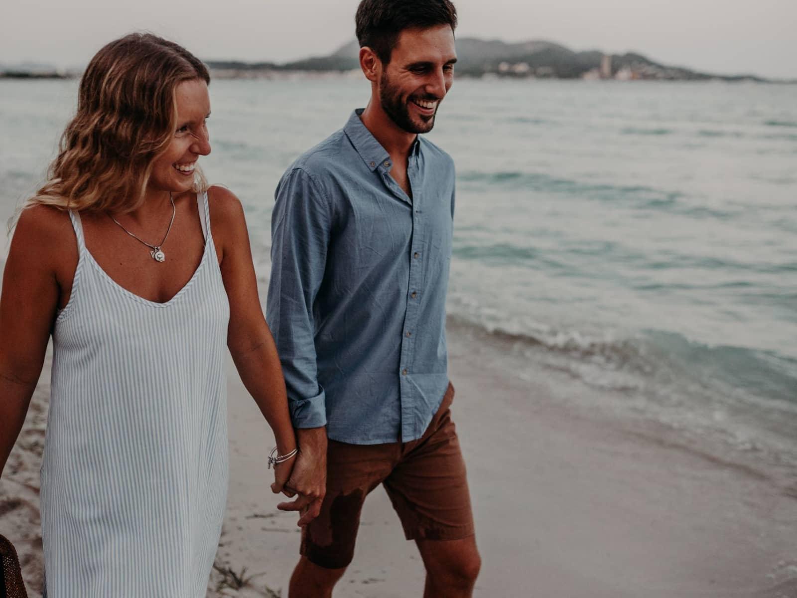 Gaston & Barbara from Alcúdia, Spain