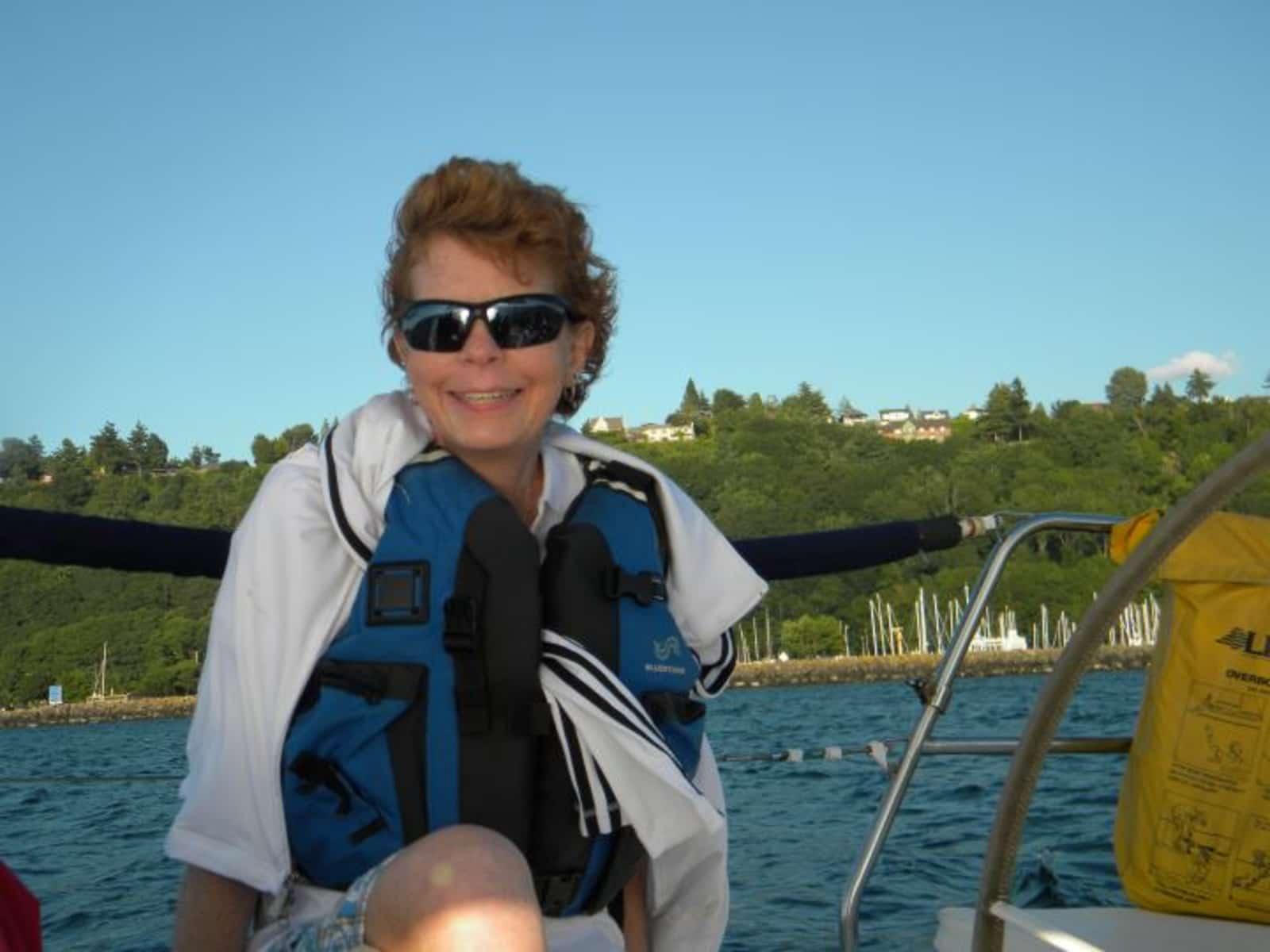 Cyndy from Seattle, Washington, United States