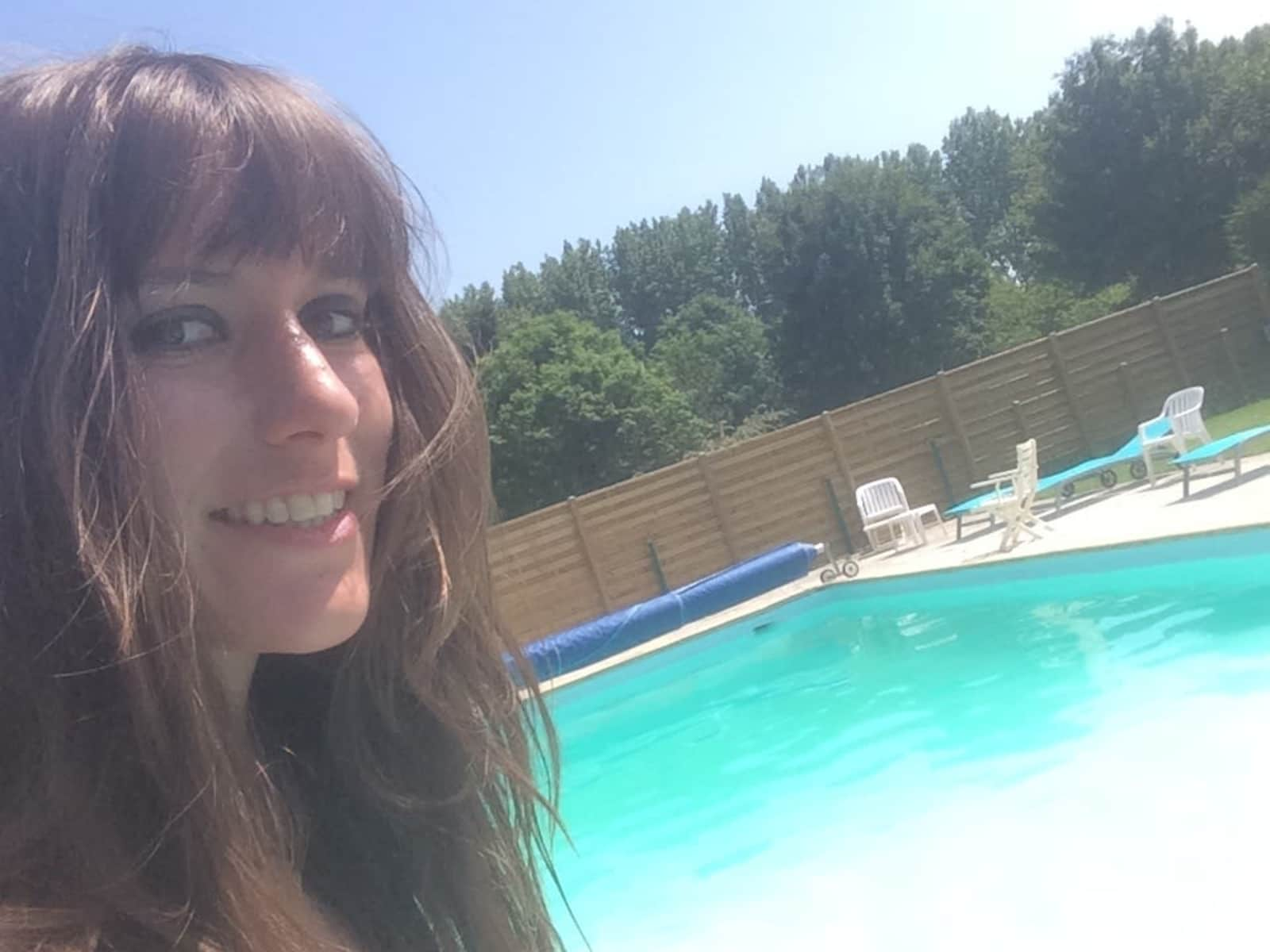 Camille from Courbevoie, France