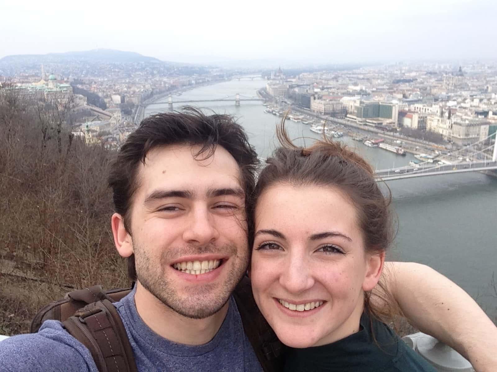 Paul & Christine from Glasgow, United Kingdom