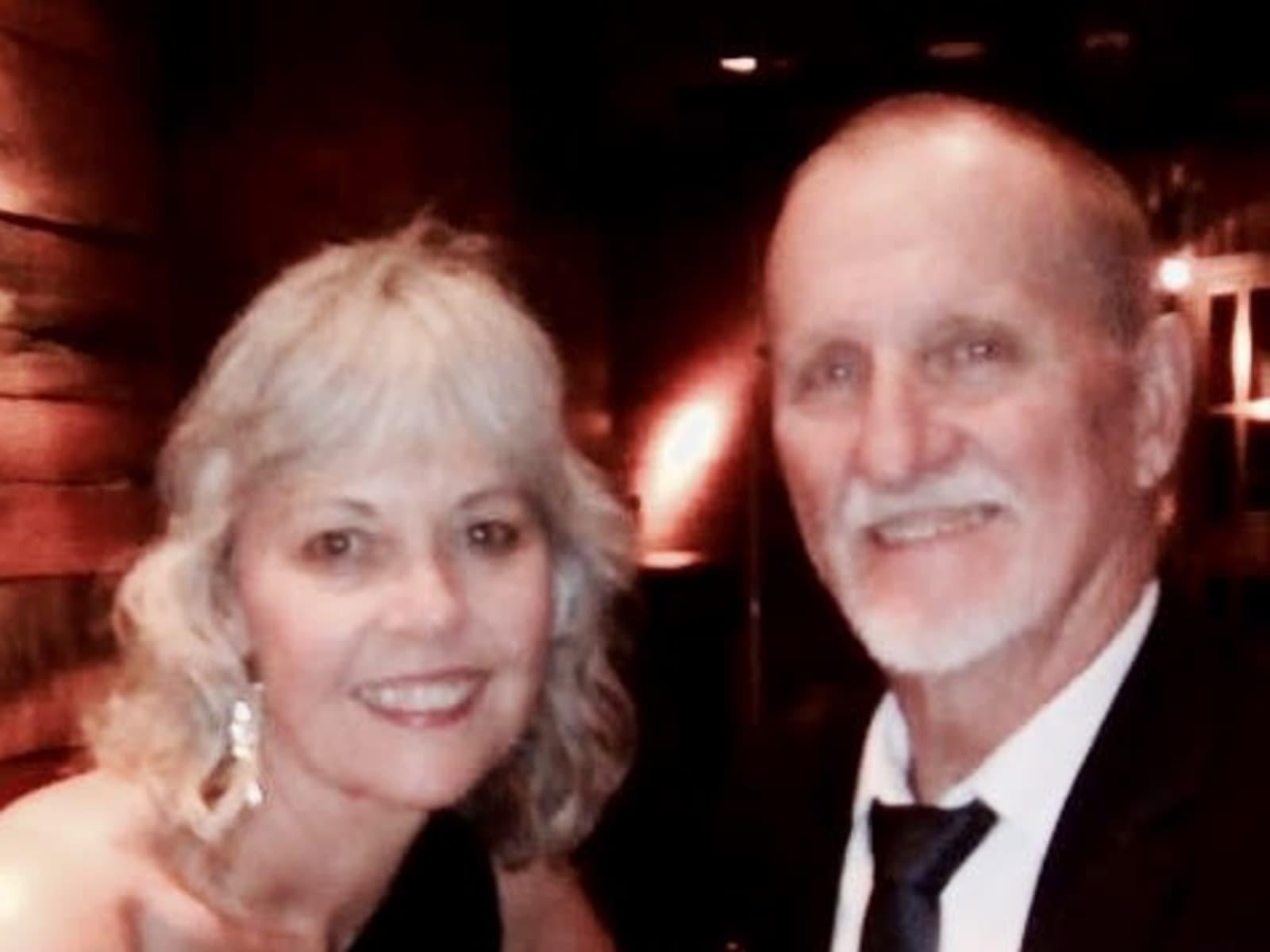 Lyn-anne & Roger from Minyama, Queensland, Australia