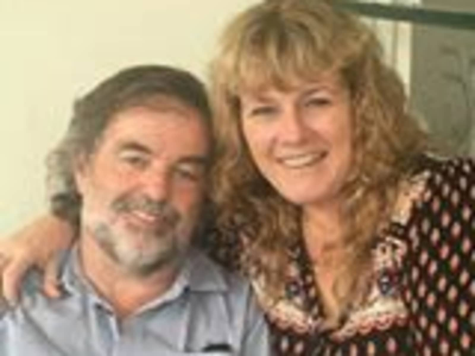 Kim & Gary from Brisbane, Queensland, Australia