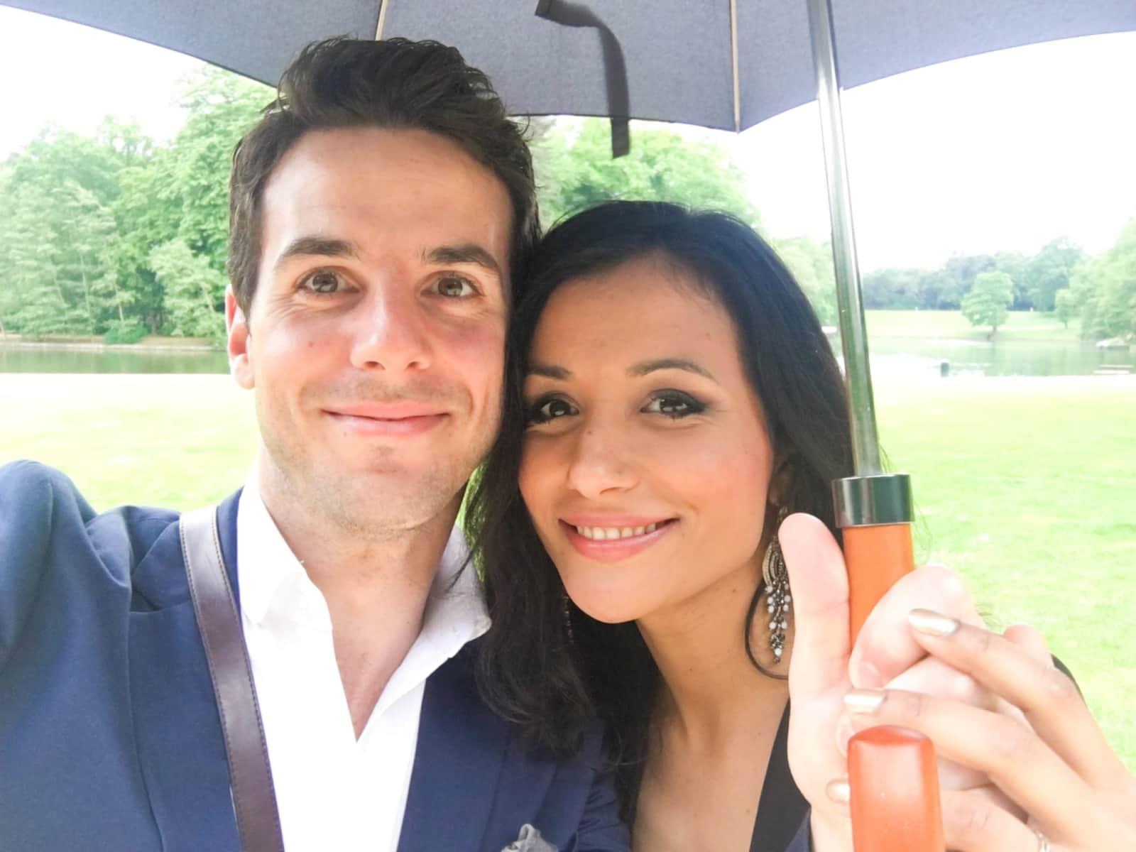 Leidy & Daniel from Middlewich, United Kingdom