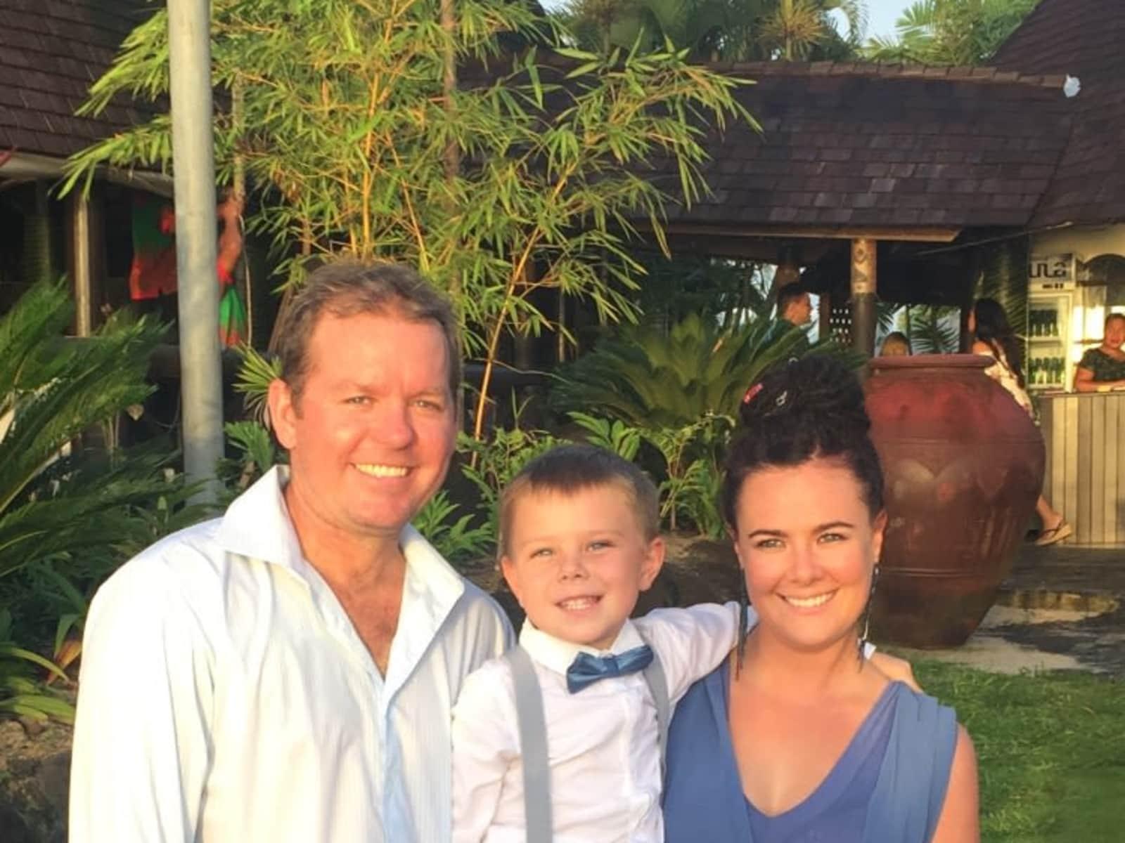 Bethany & Shaun from Wickham, Western Australia, Australia