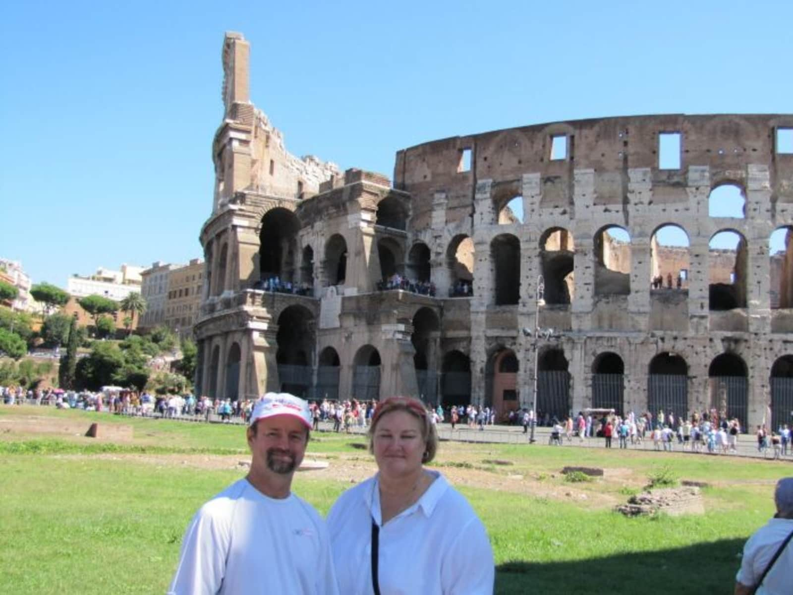 Marsha & Bill from Bargersville, Indiana, United States