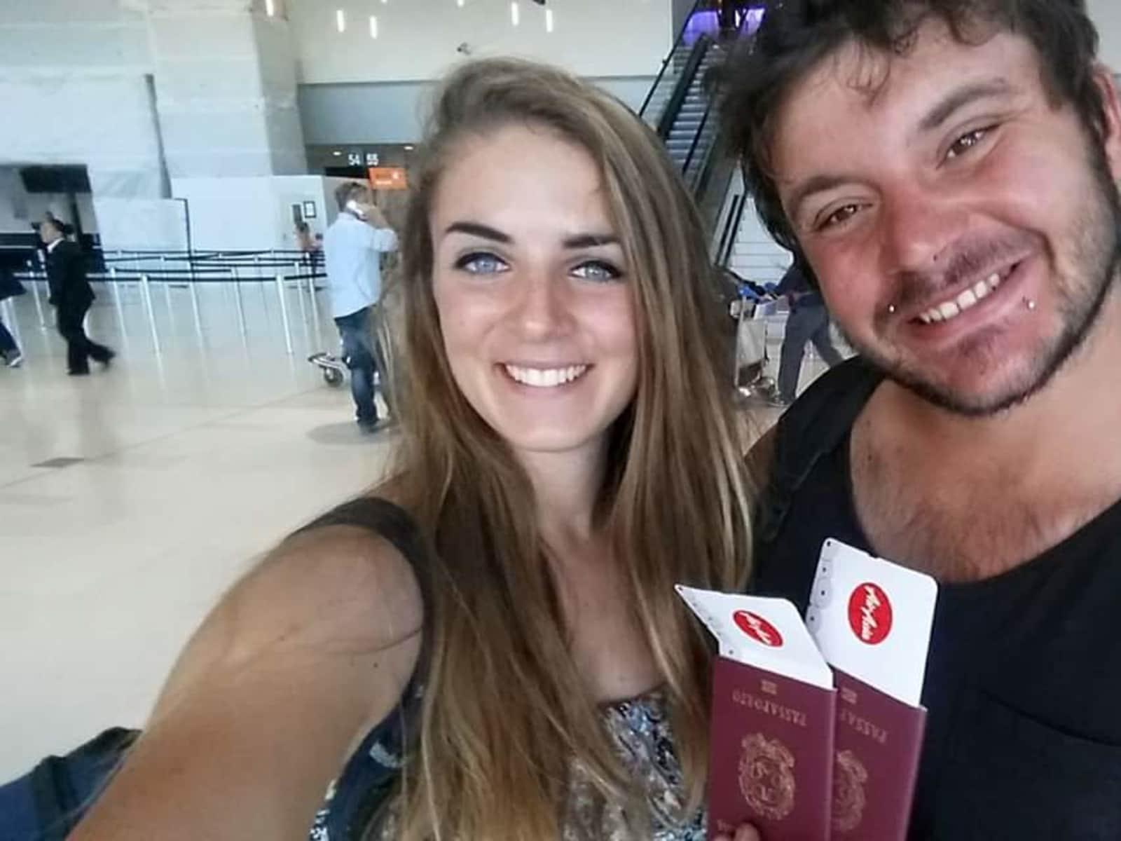 Anita & Niko from Brisbane, Queensland, Australia