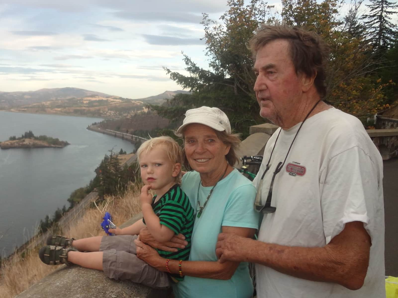Chris & Bill from Hood River, Oregon, United States