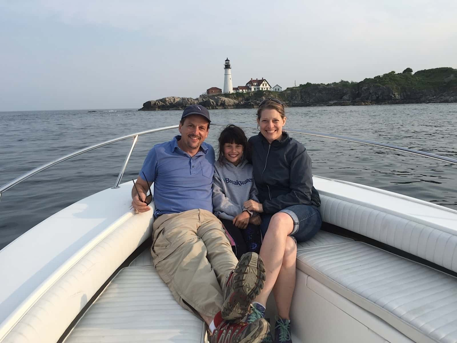 Amy & William from Portland, Maine, United States