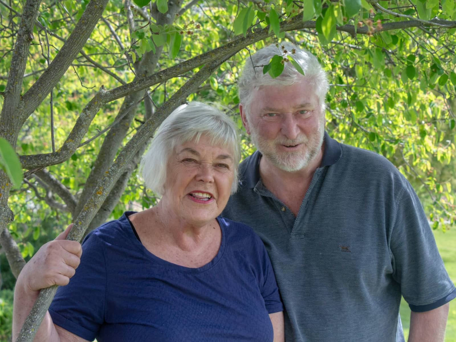 Lois & Robbie from Queenstown, New Zealand