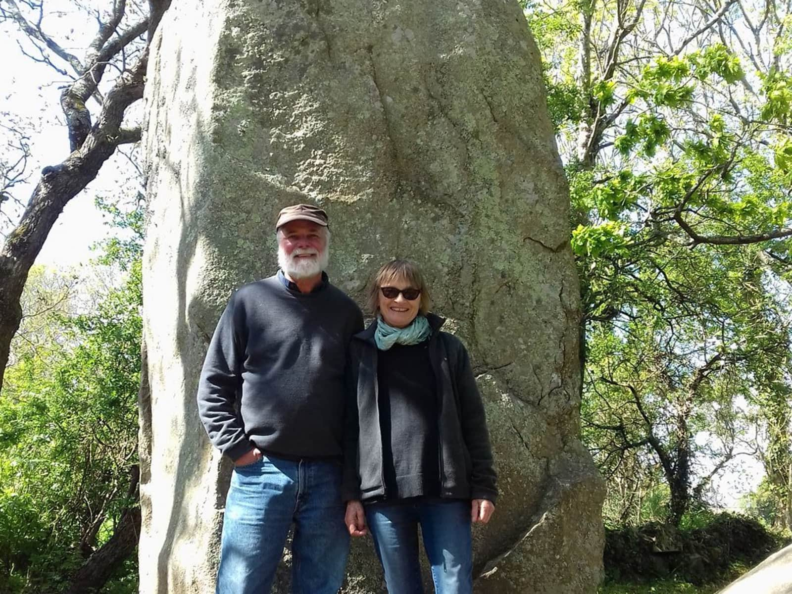 Christine & Mike from Ramah, New Mexico, United States