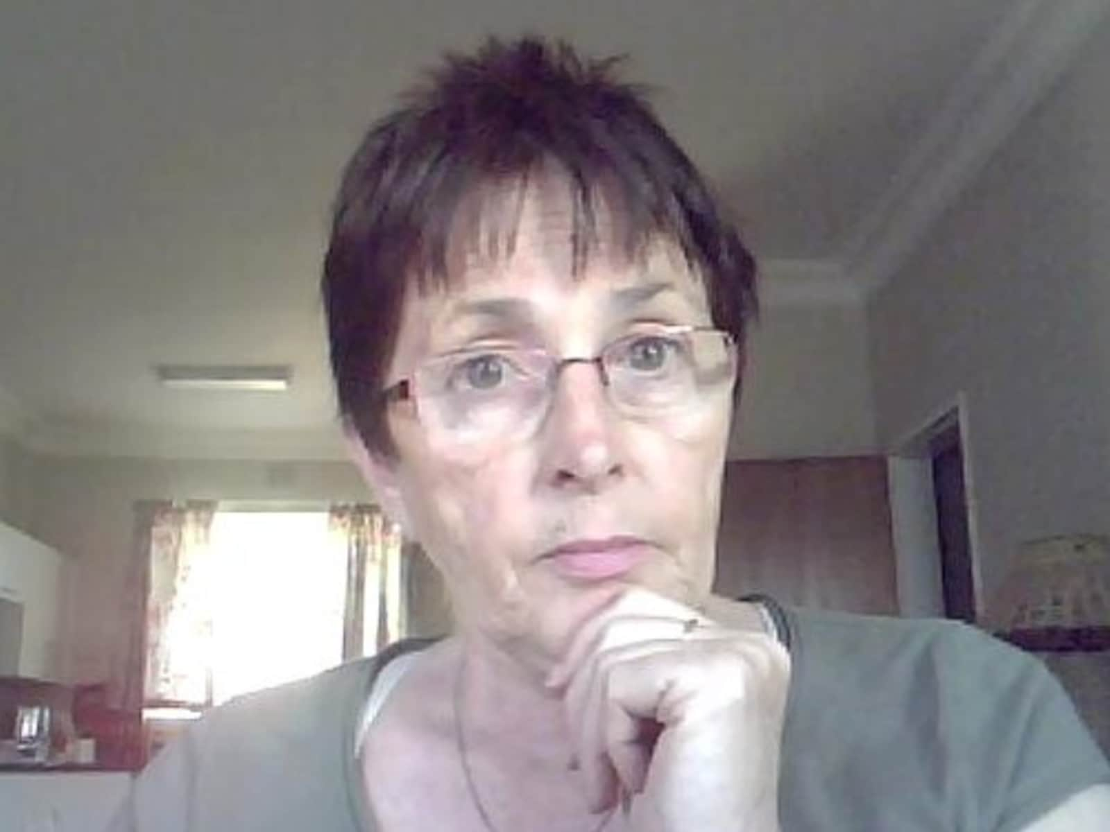 Patricia from Cape Town, South Africa