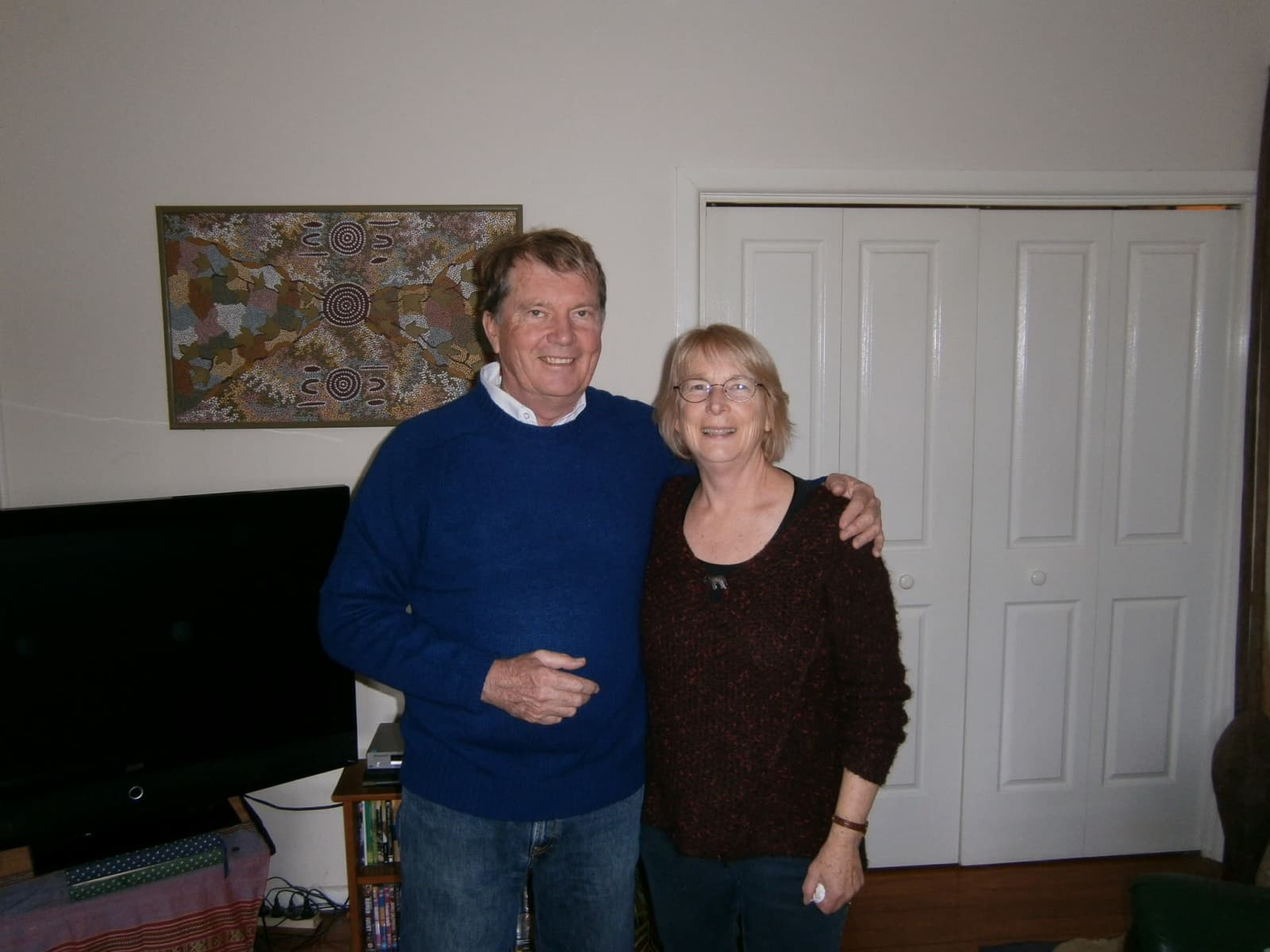 Graham & Helen from Armidale, New South Wales, Australia