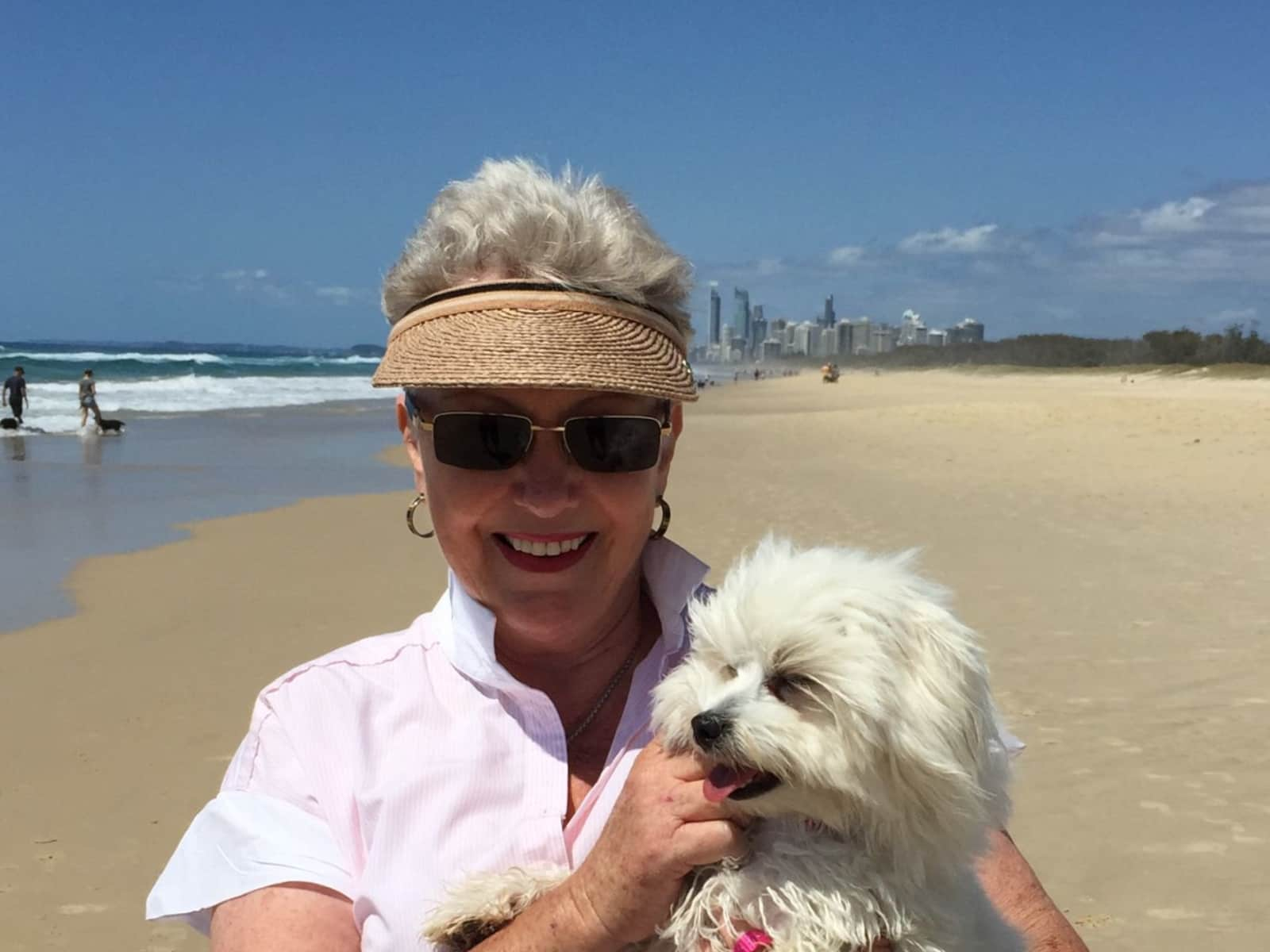 Ruth from Sydney, New South Wales, Australia
