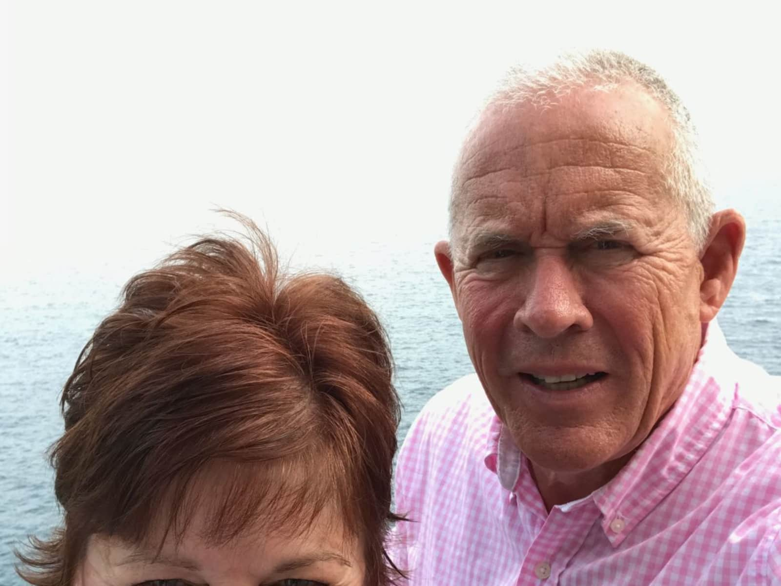 Barry & Sue from McKinney, Texas, United States