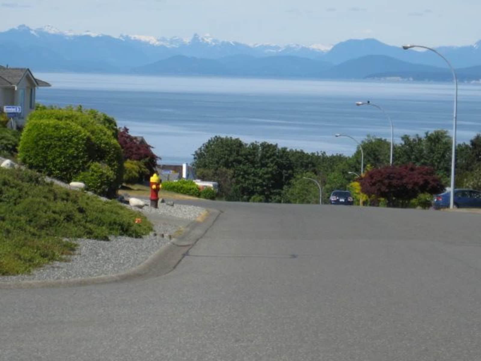 Housesitting assignment in Nanaimo, British Columbia, Canada