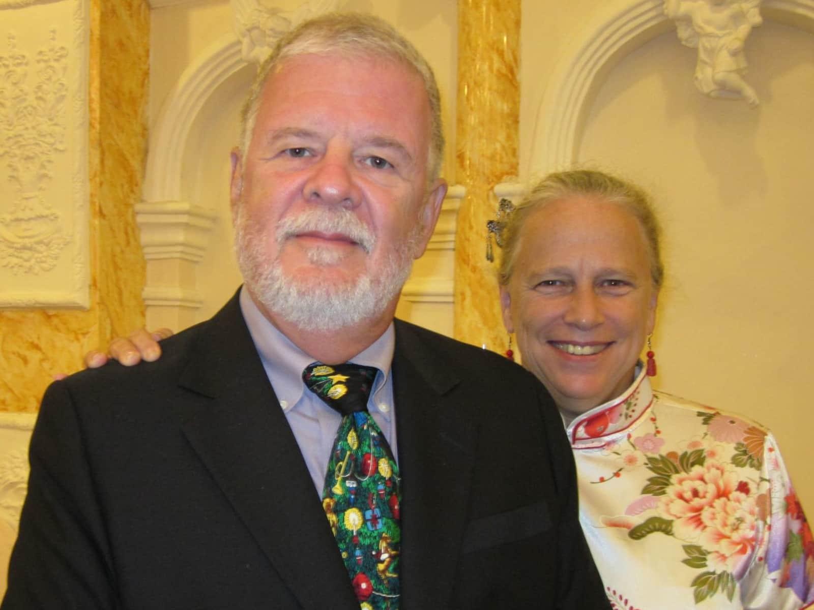 Tom & Heather from Washington, D.C., Washington, D.C., United States