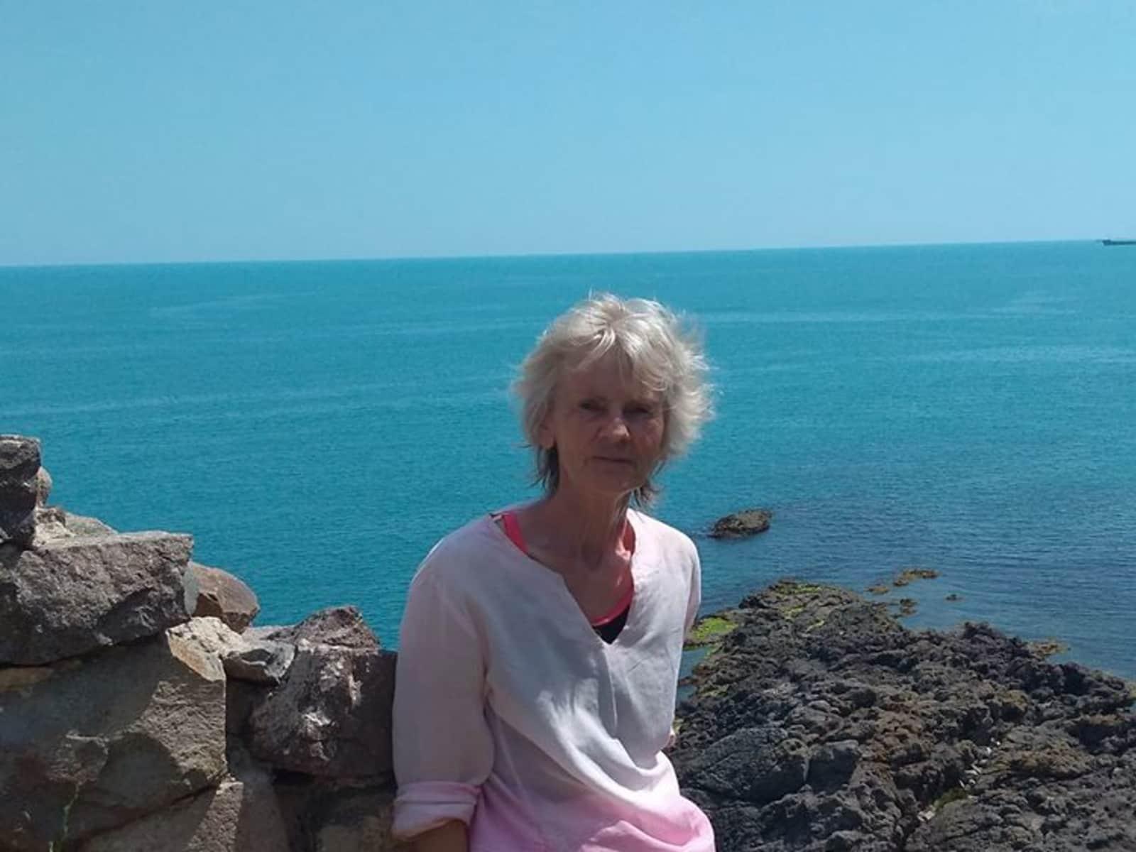 Jo from Chorley, United Kingdom