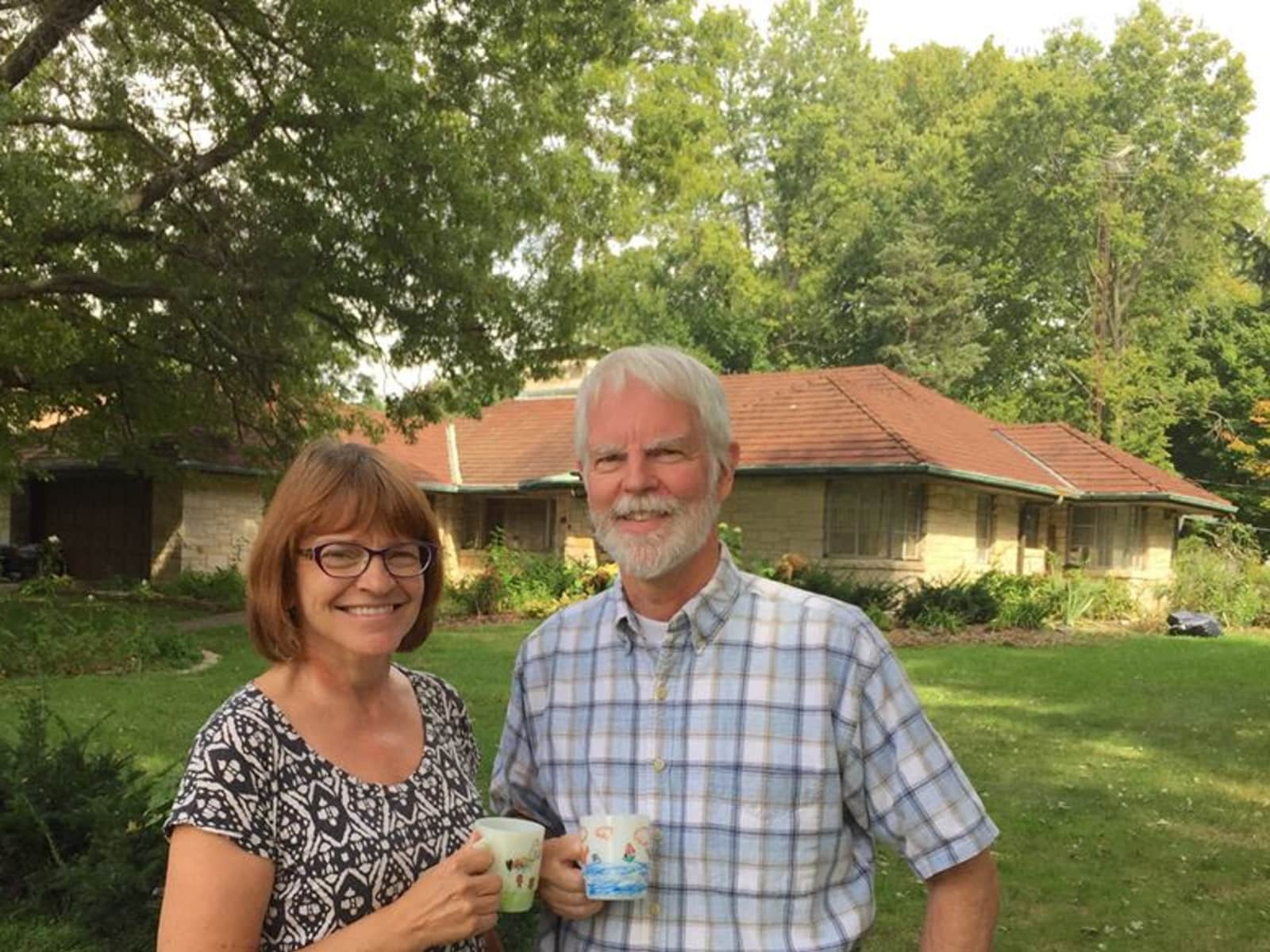 Kathy & Doug from Normal, Illinois, United States