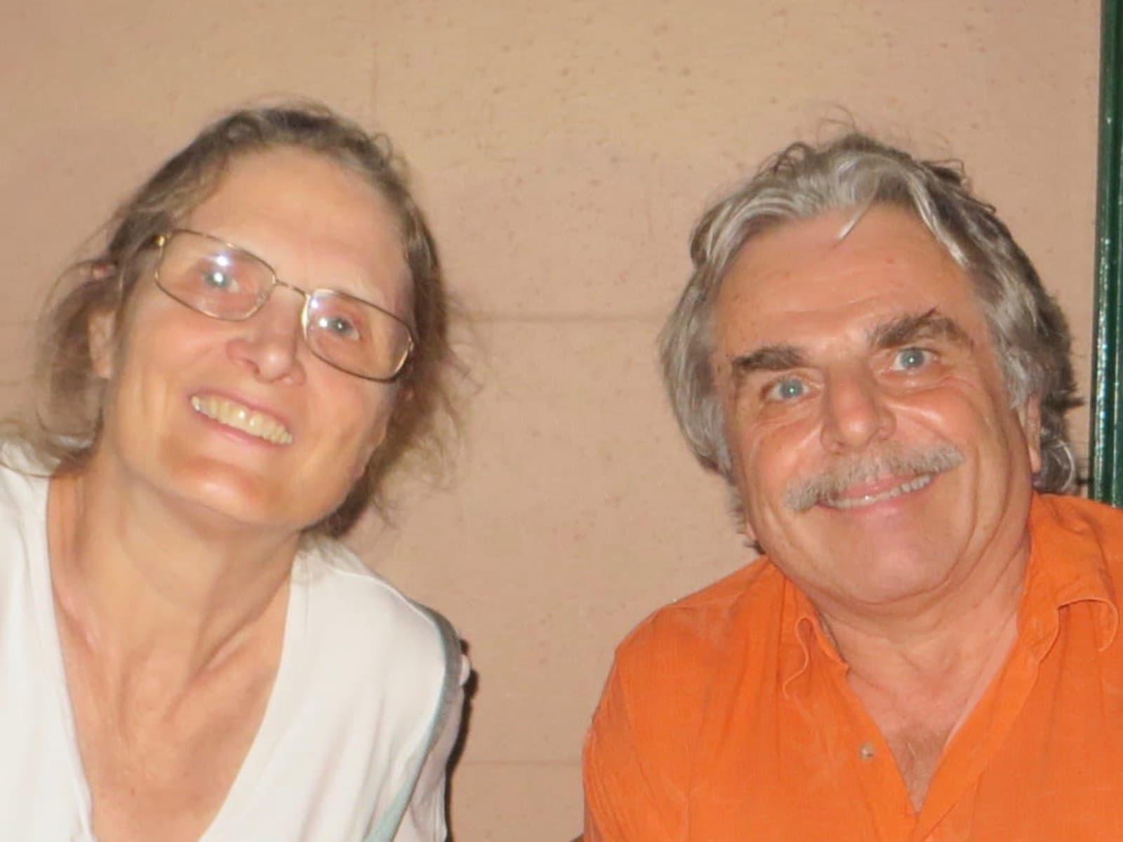 Nancy & William from Asheville, North Carolina, United States