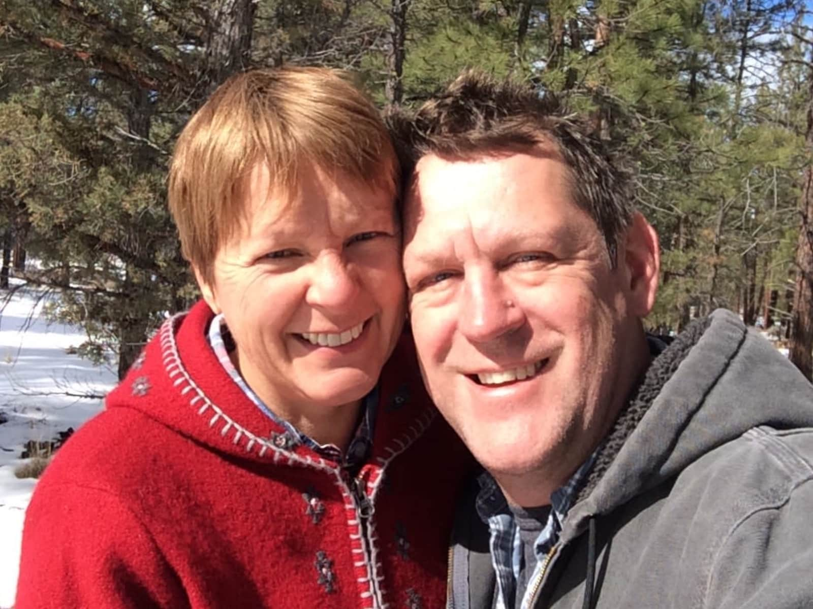 Kerry & Mike from Monroe, Oregon, United States