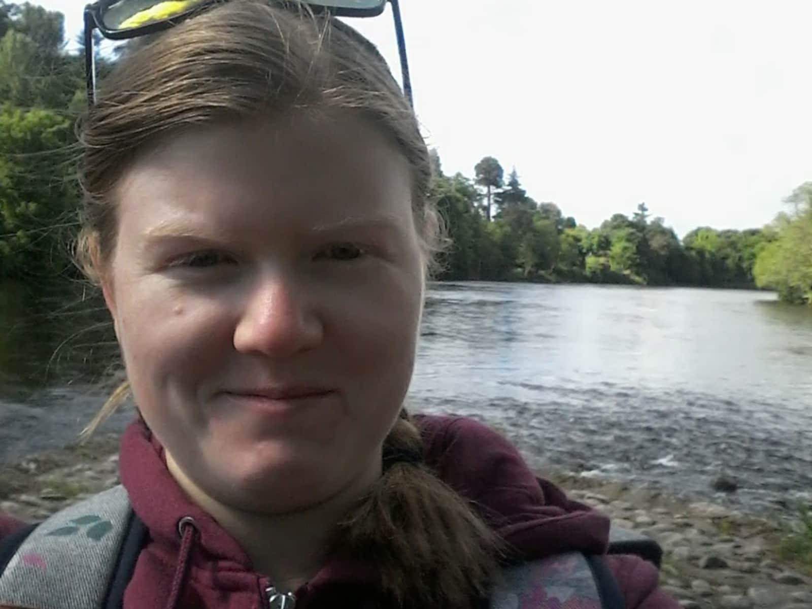 Sarah from Canberra, Australian Capital Territory, Australia