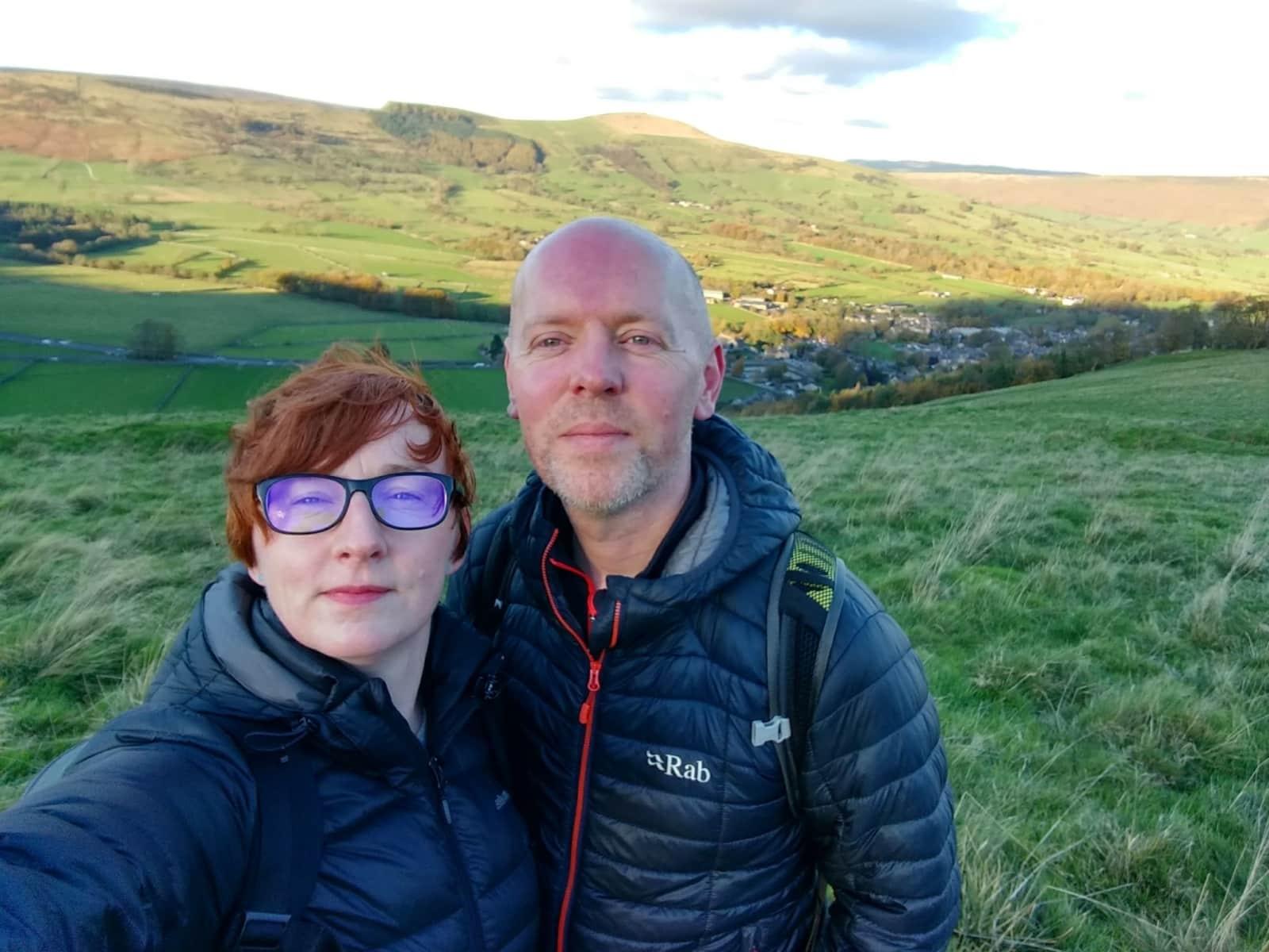 Mary & Steve from Hertford, United Kingdom