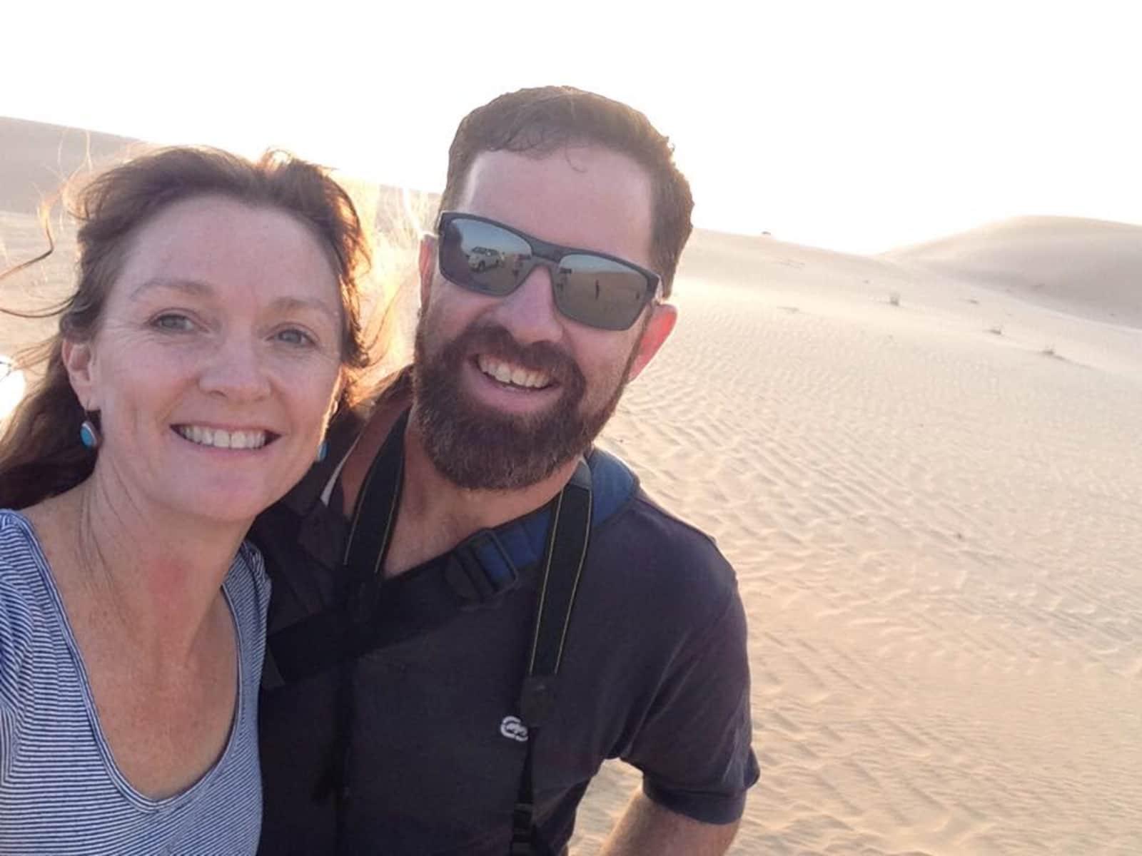 Kristen bland & Luke from Brisbane, Queensland, Australia