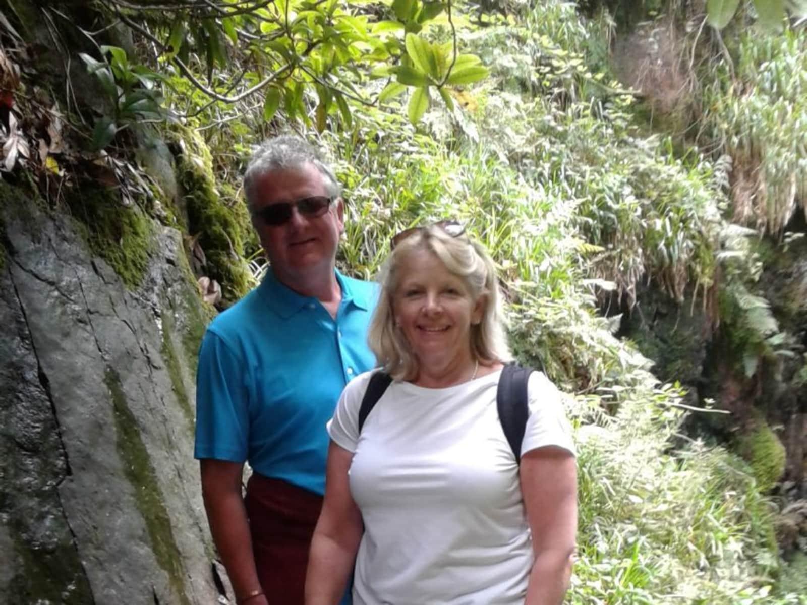 Amanda & John from Bury St Edmunds, United Kingdom