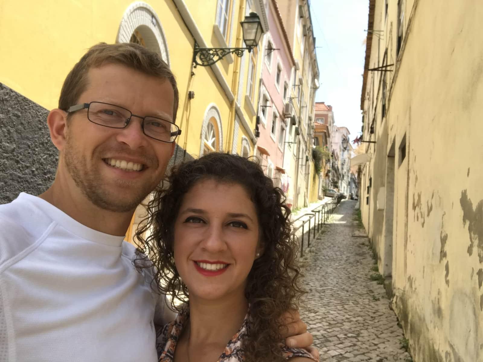 Julieta & Paweł from London, United Kingdom
