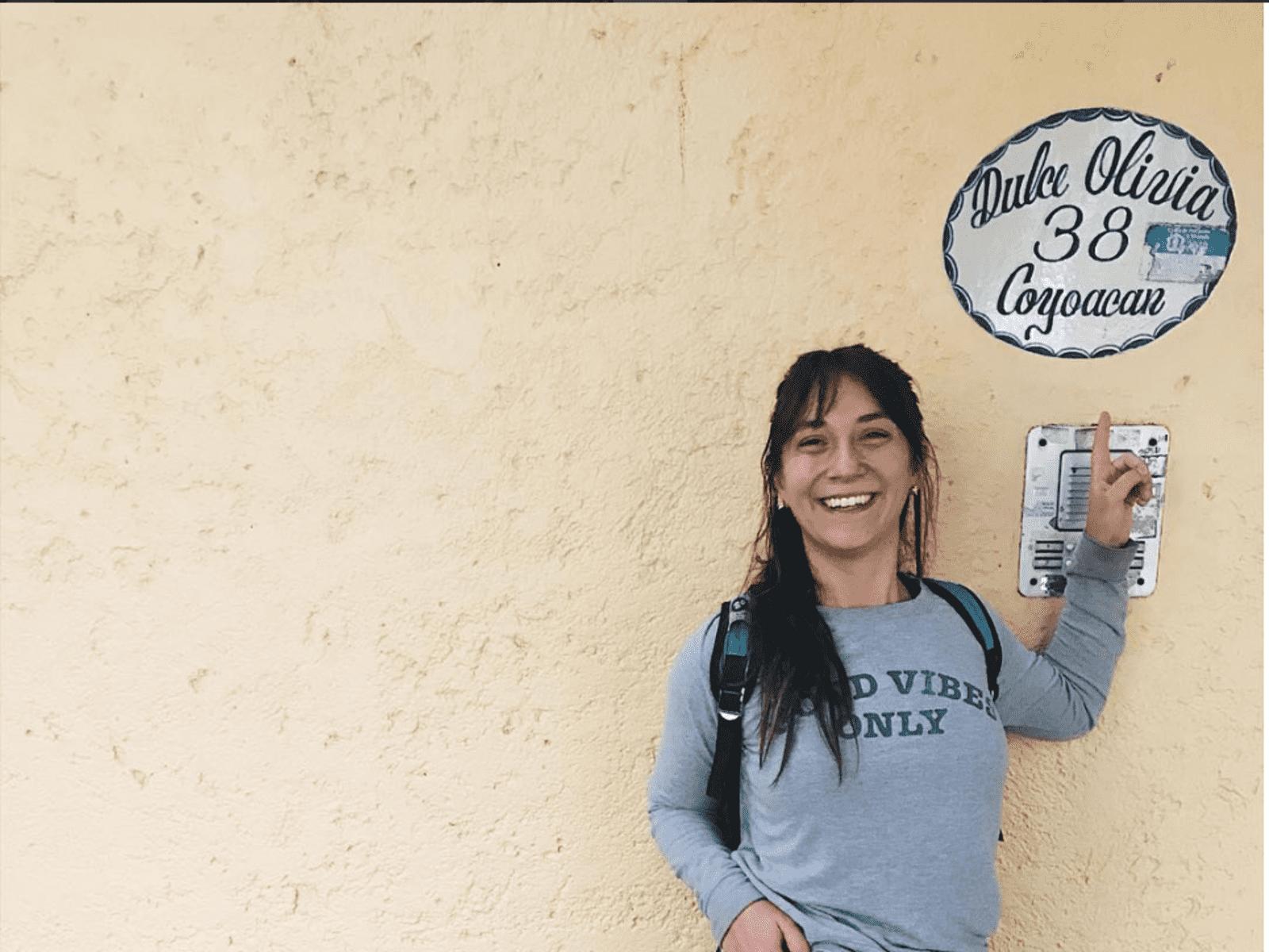 Olivia from San Jose, California, United States