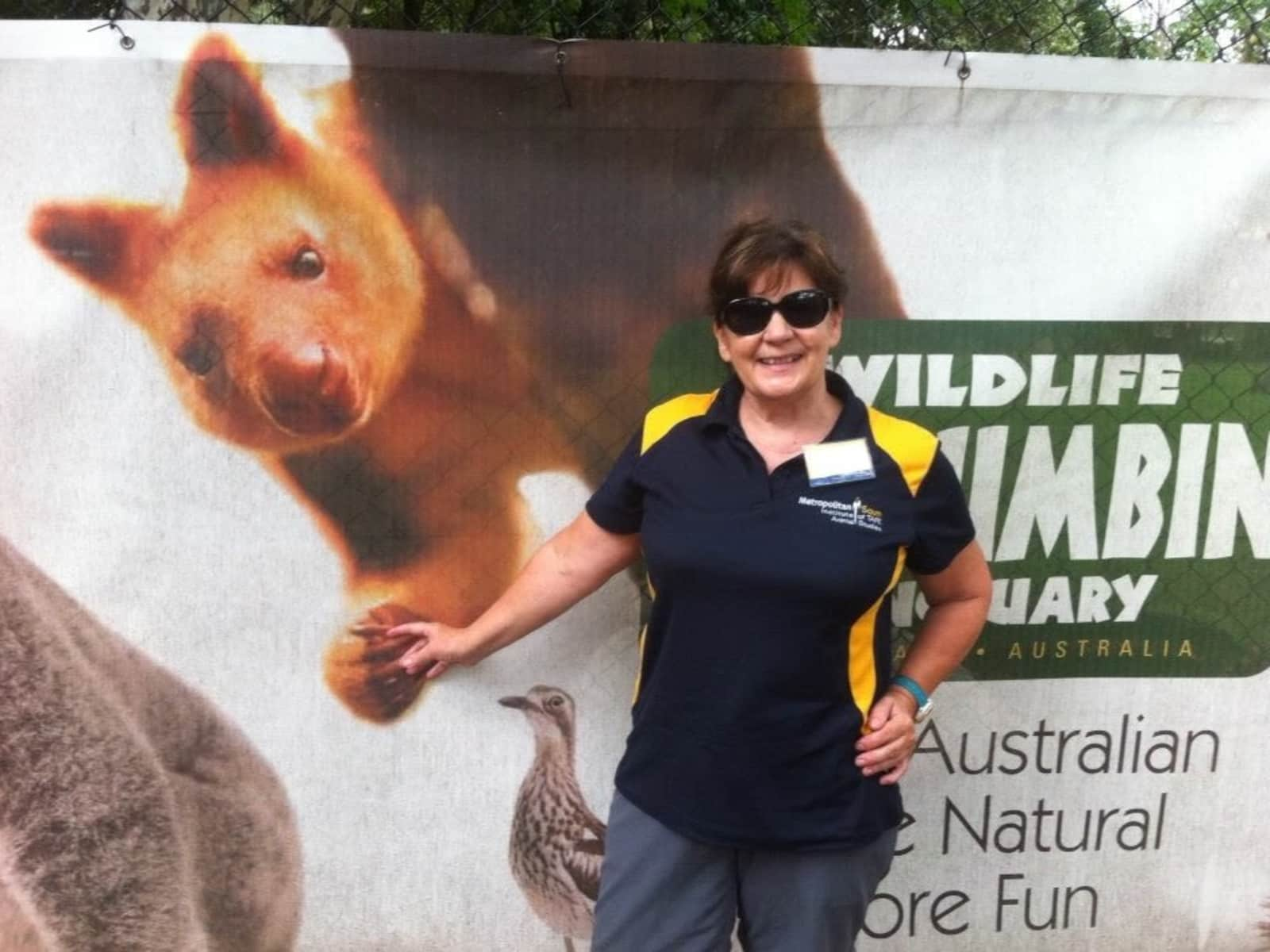 Cheryl from Coolangatta, Queensland, Australia