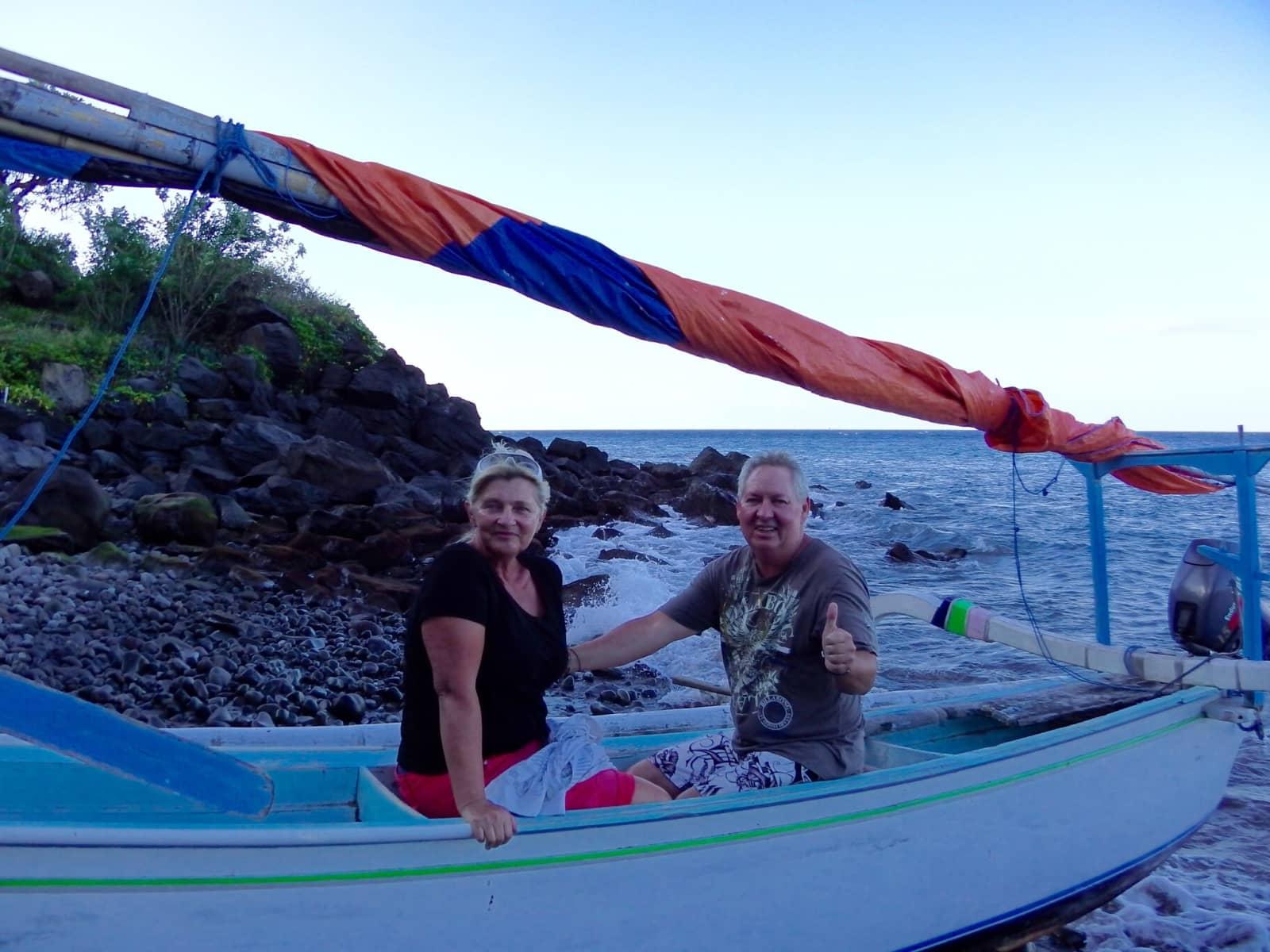 Jacqueline & Mark from Maroochydore, Queensland, Australia