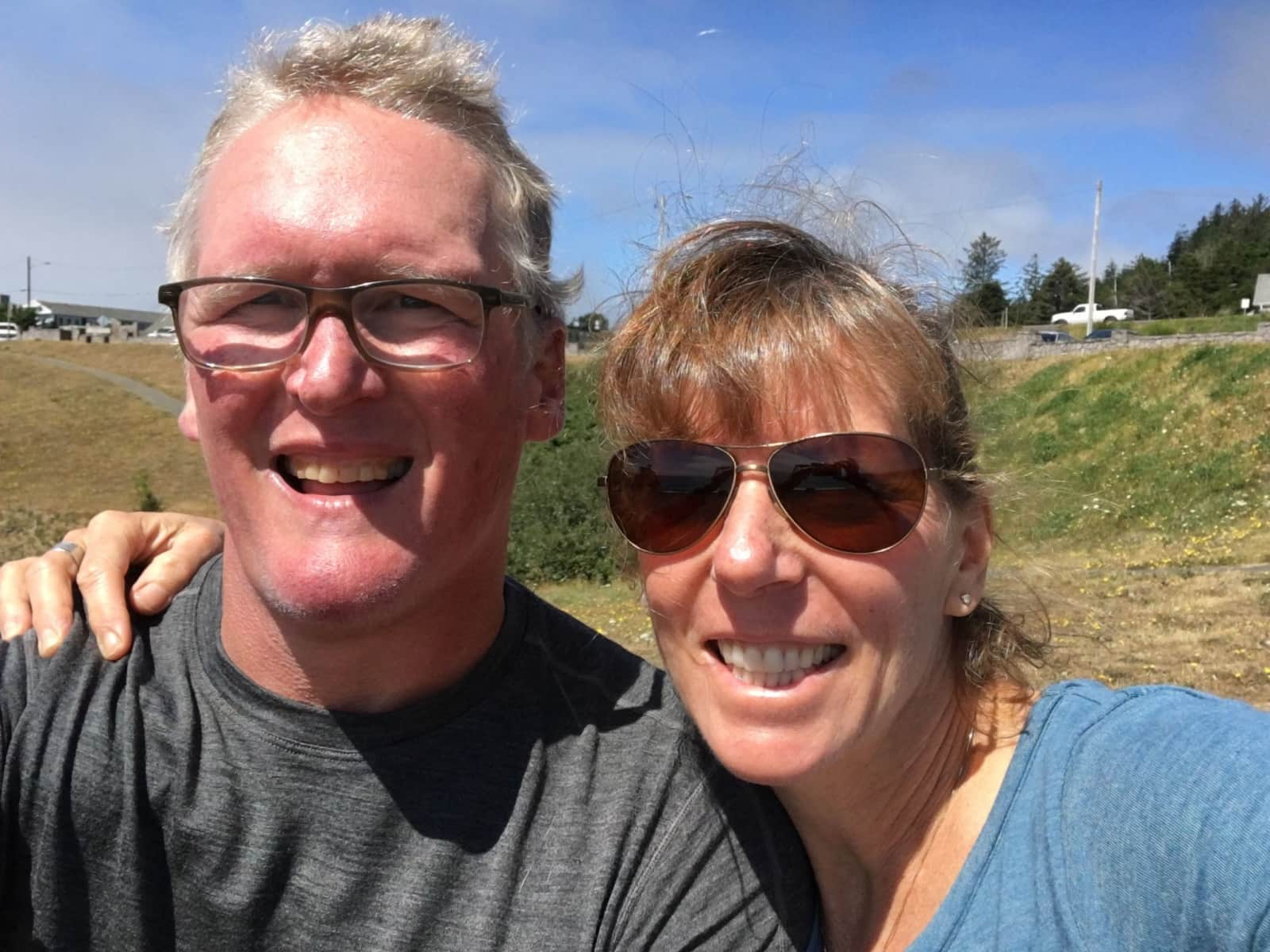 Judy & Jamie from West Linn, Oregon, United States