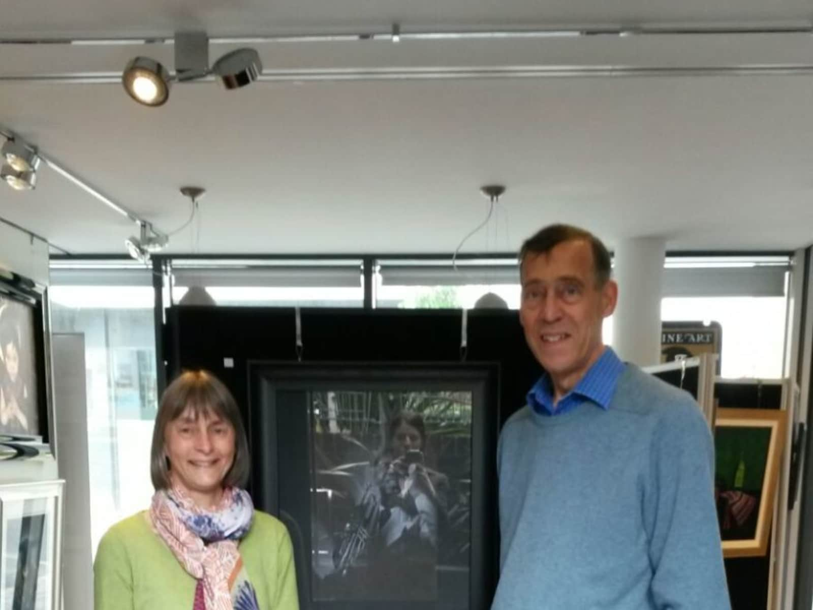 Brian & Jane from Ripon, United Kingdom